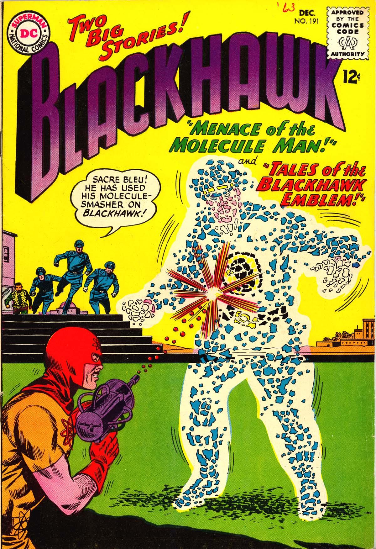 Blackhawk (1957) 191 Page 1