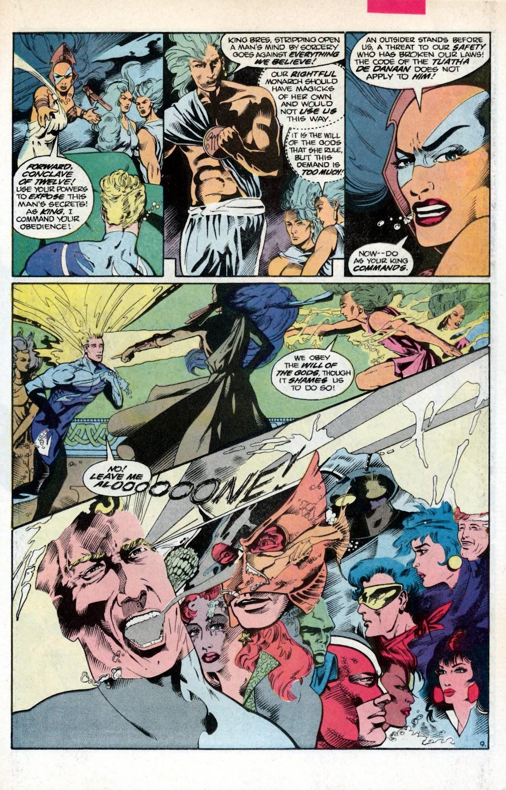 Aquaman (1986) Issue #2 #2 - English 15