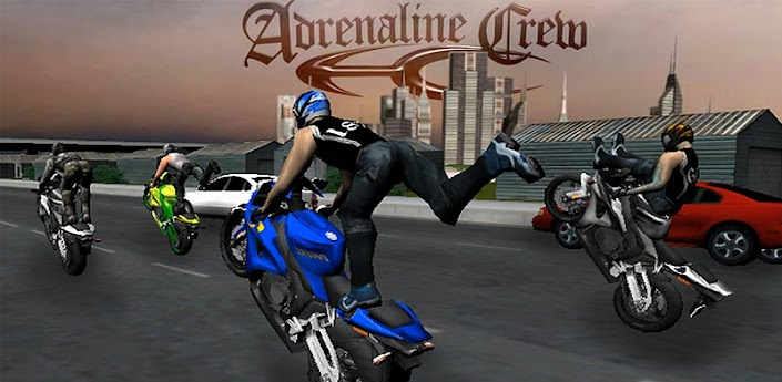 Race Stunt Fight! Motorcycles armv6 apk