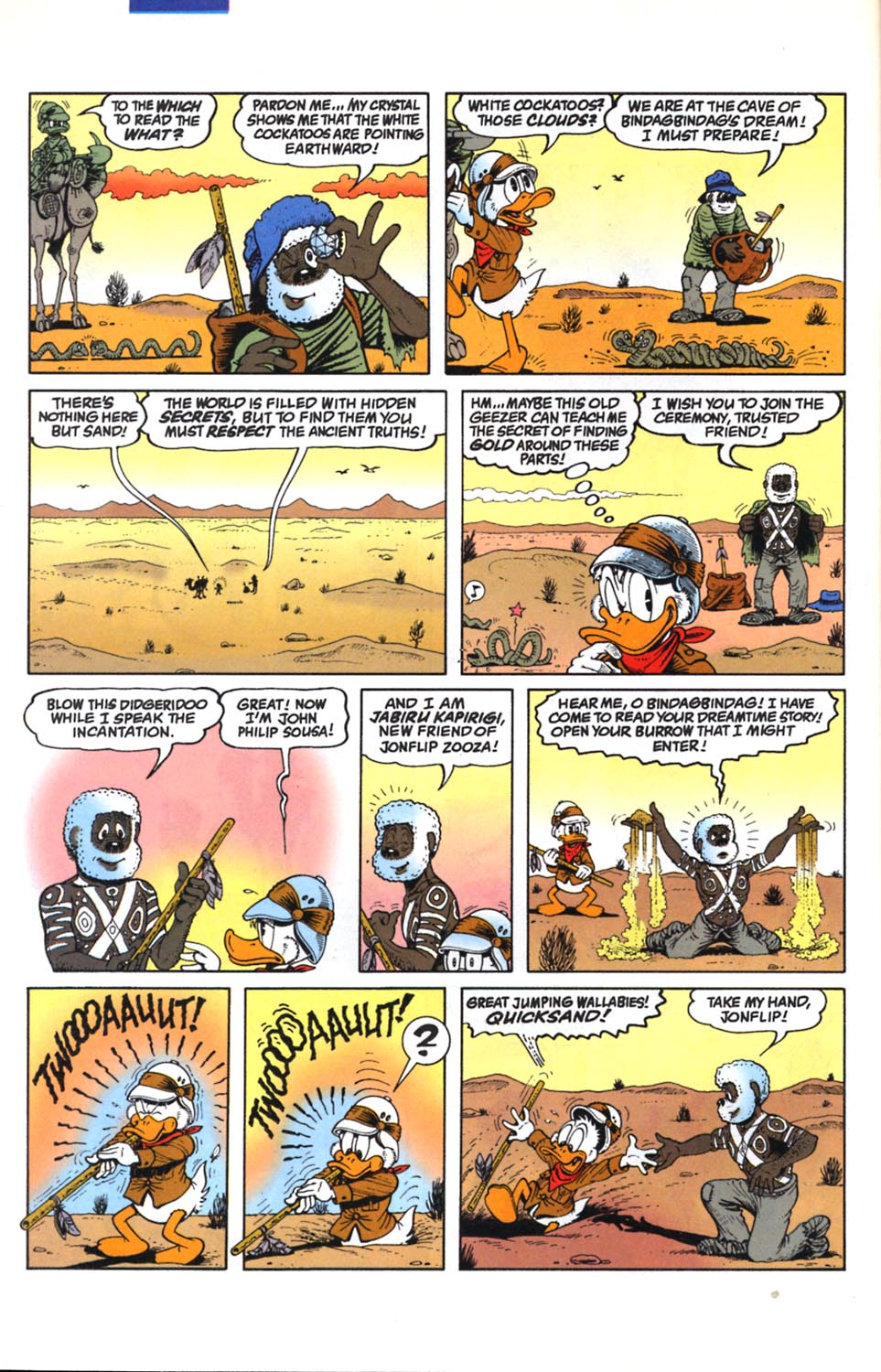Uncle Scrooge (1953) Issue #291 #291 - English 6