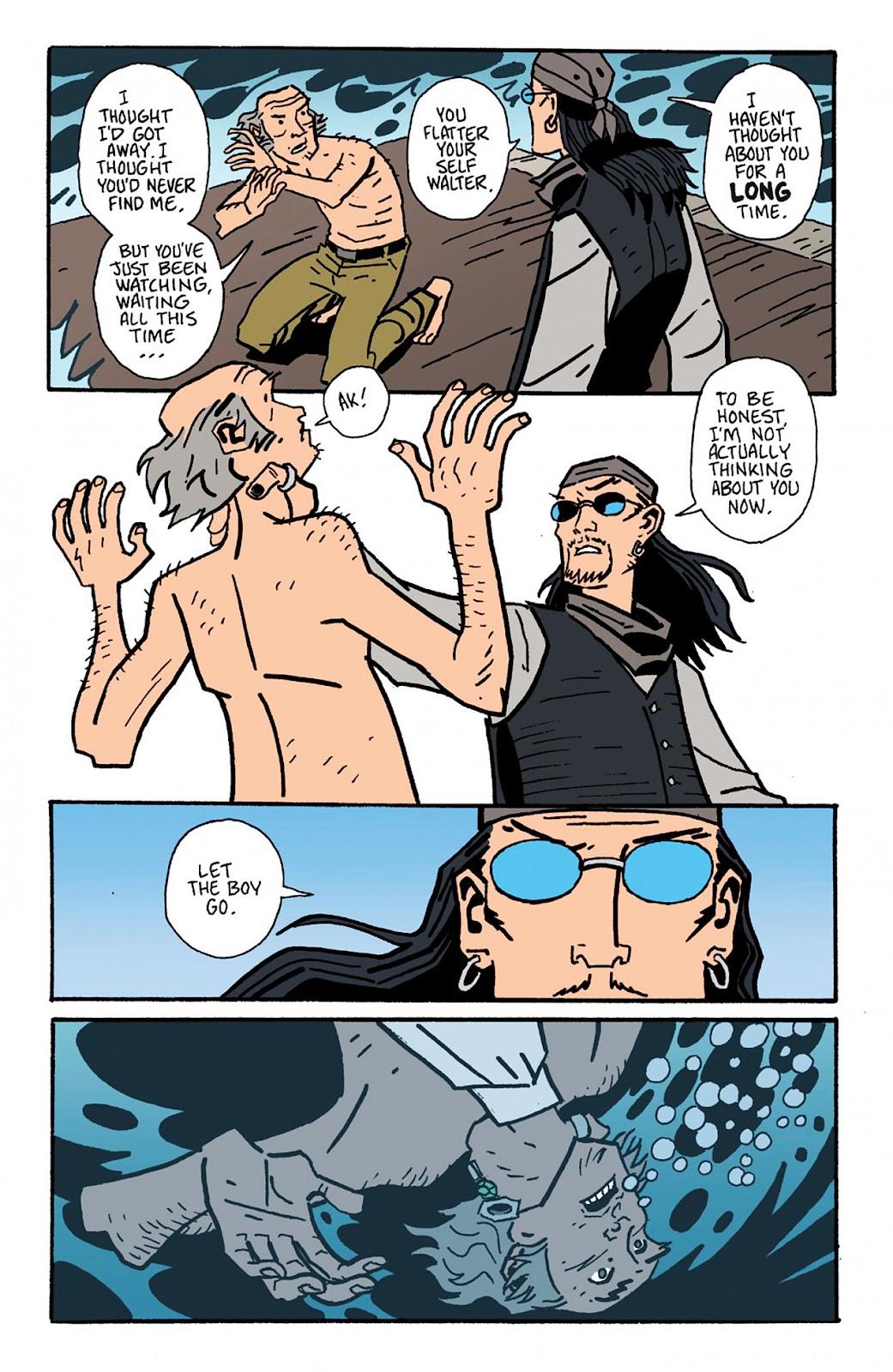 Mudman Issue #4 #4 - English 25