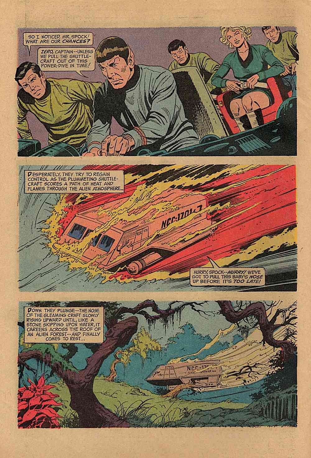 Star Trek (1967) Issue #16 #16 - English 5