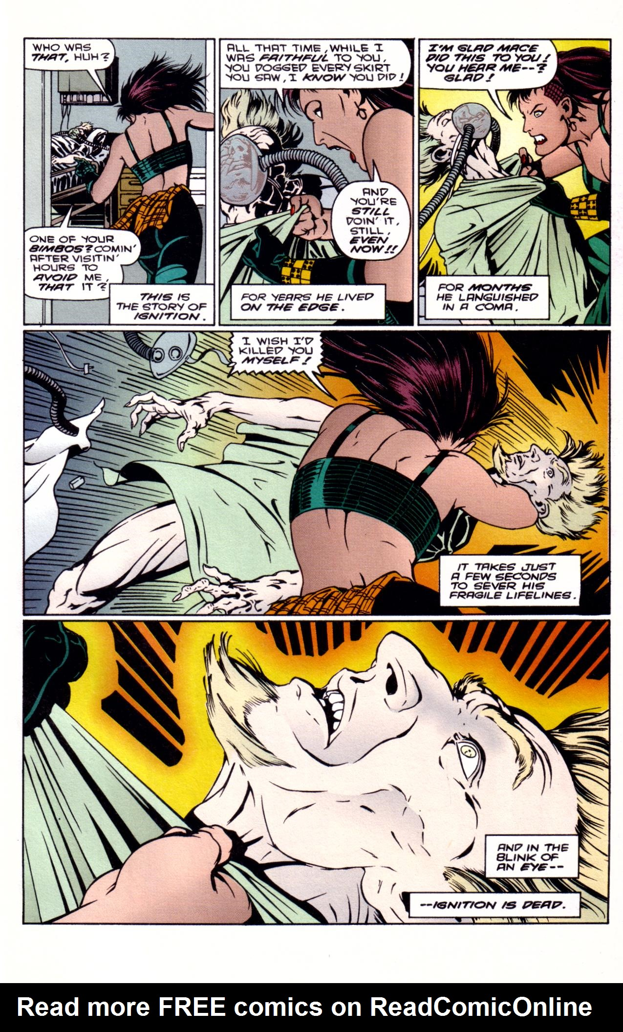 Barb Wire (1994) 2 Page 21