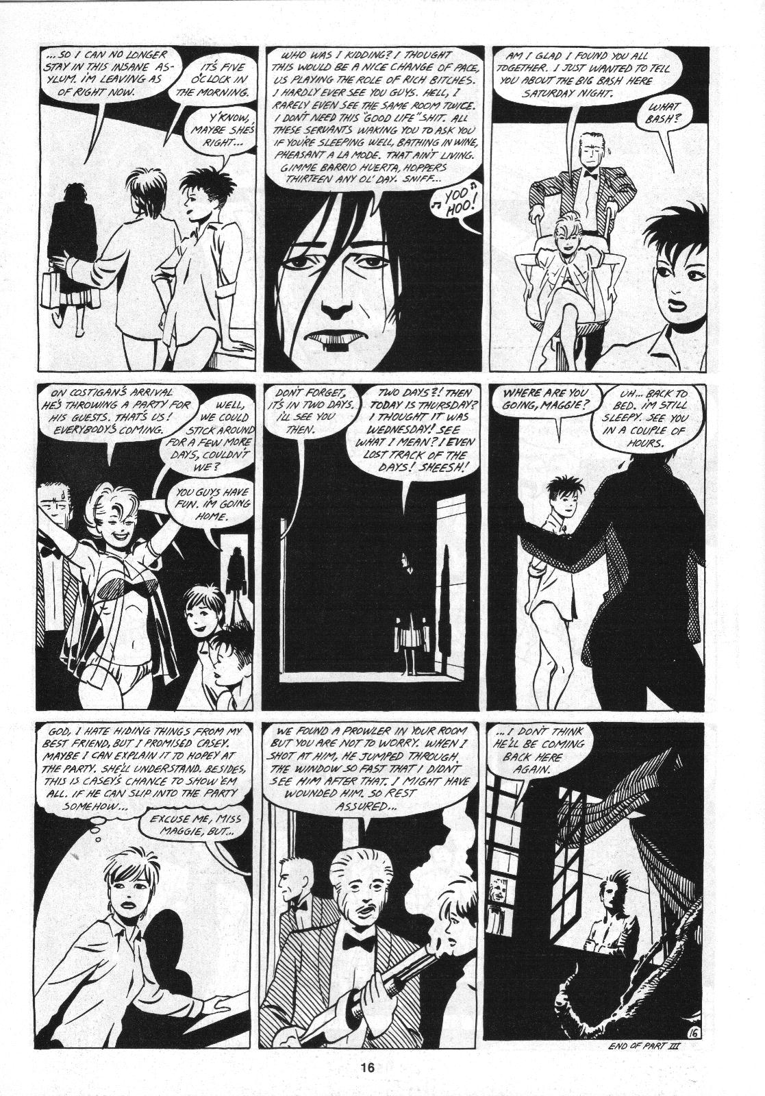 Love and Rockets (1982) Issue #4 #3 - English 18