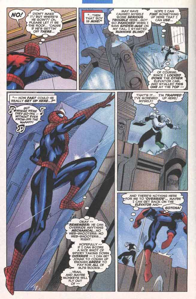 Read online The Sensational Spider-Man (1996) comic -  Issue #33 - 15