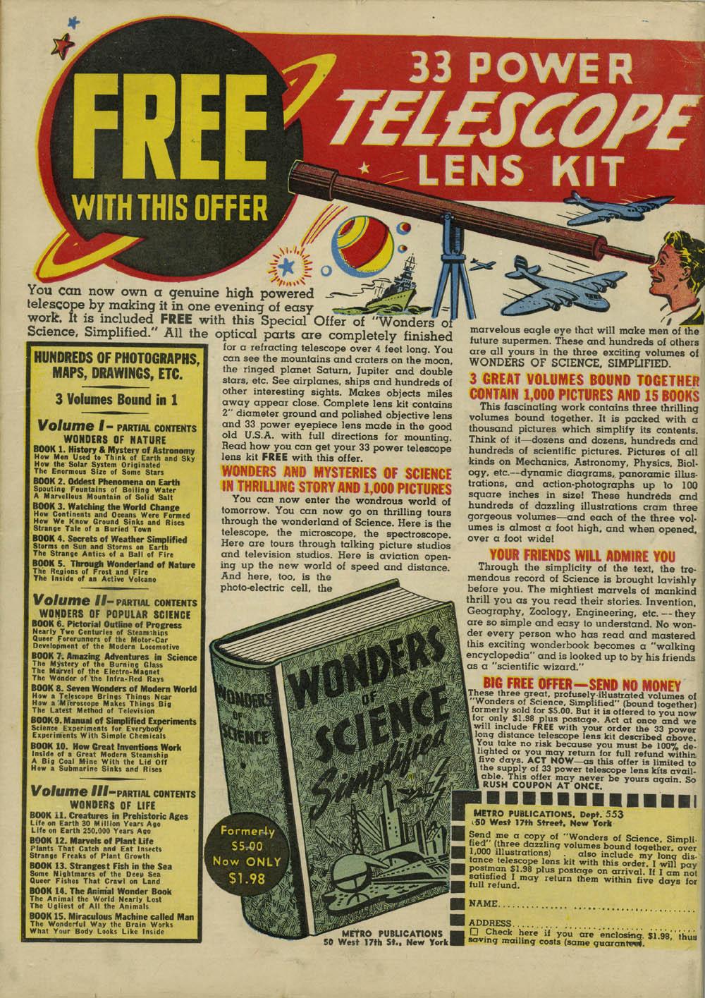 Sub-Mariner Comics Issue #8 #8 - English 70