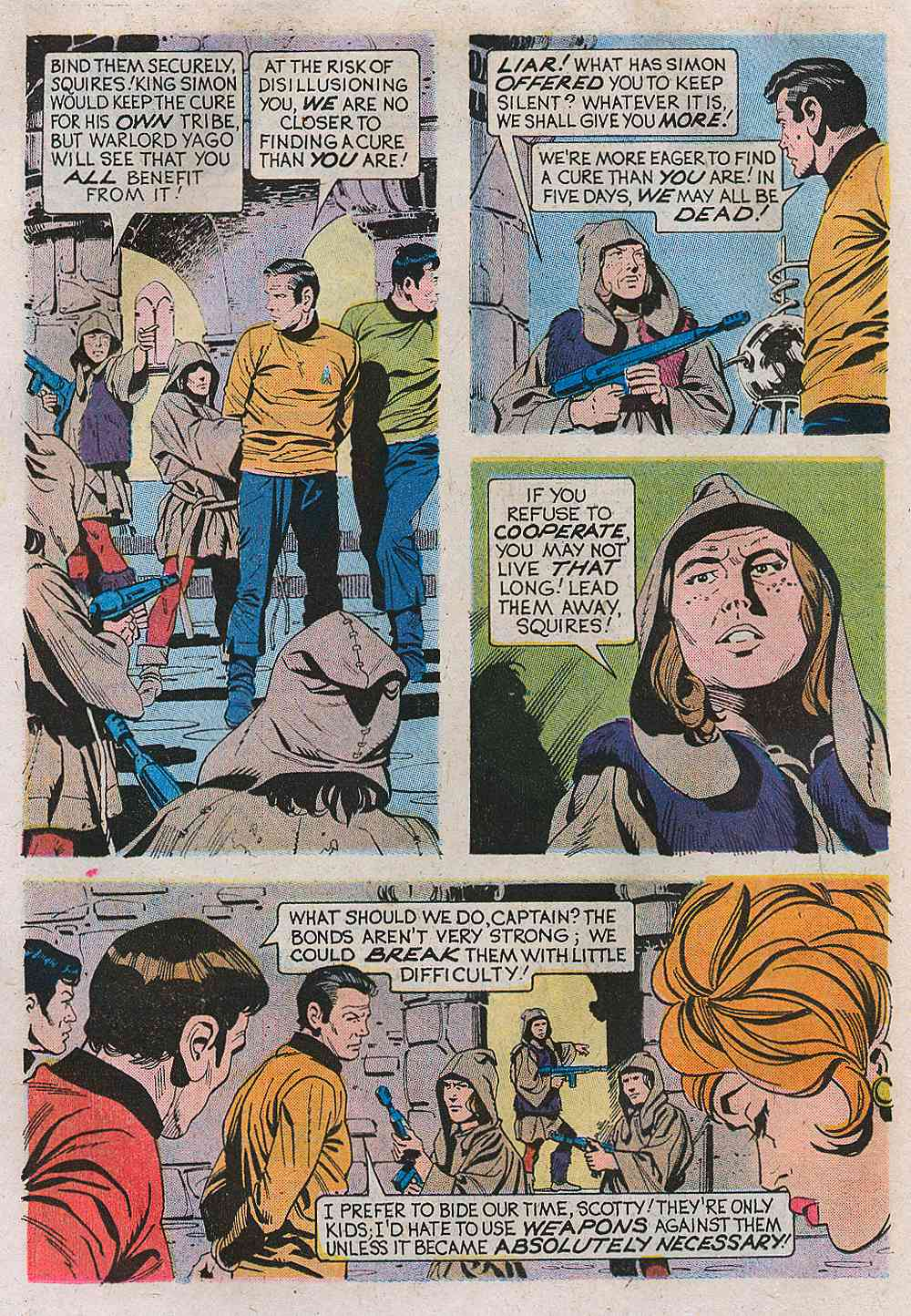 Star Trek (1967) Issue #23 #23 - English 17