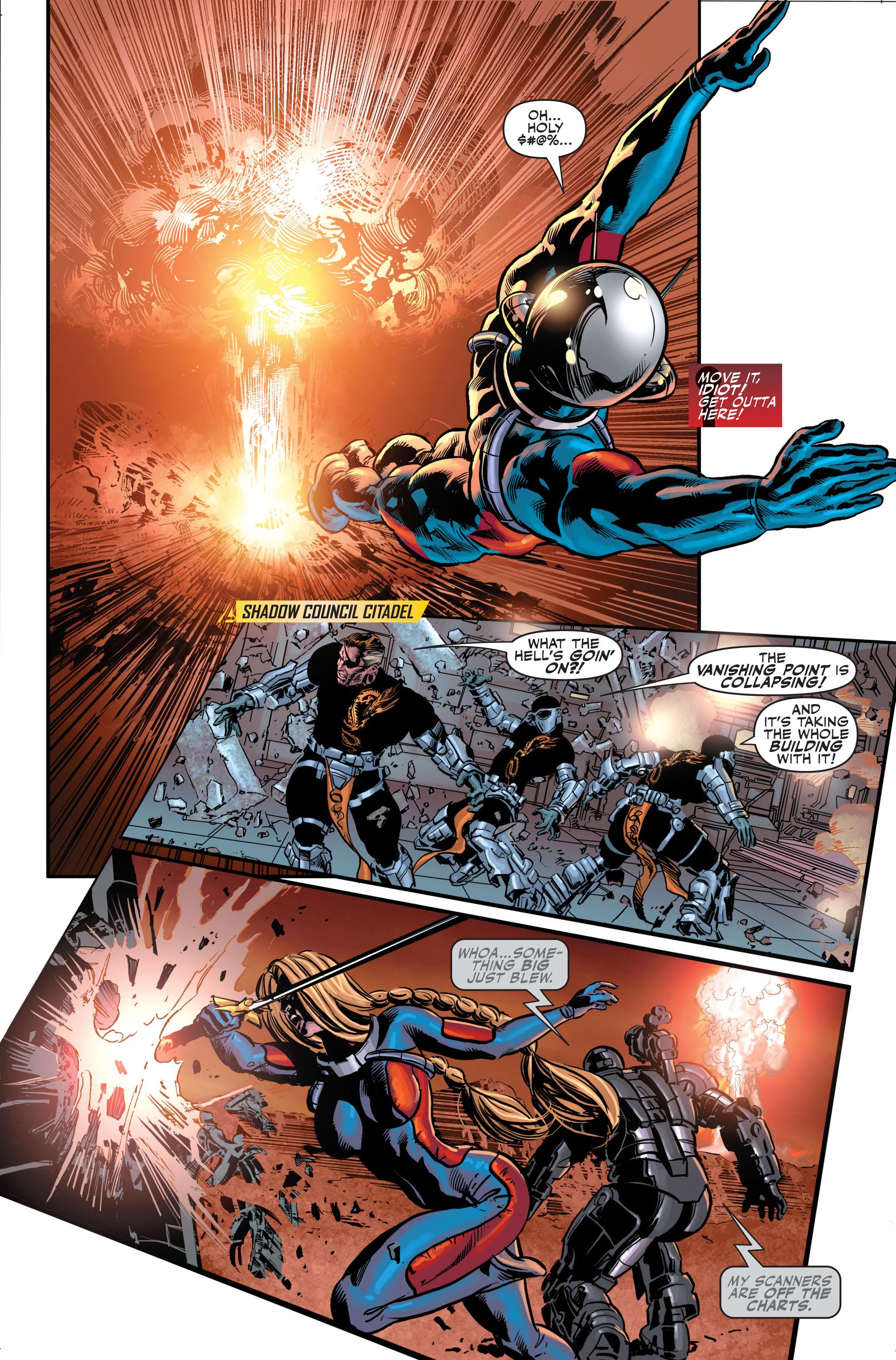 Read online Secret Avengers (2010) comic -  Issue #4 - 19