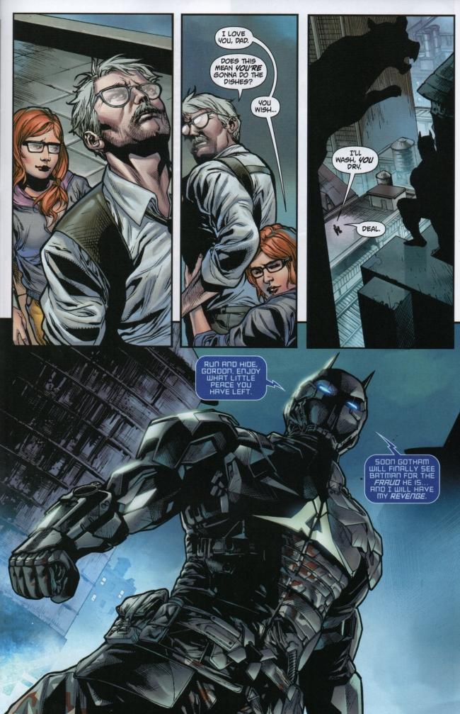 Batman: Arkham Knight [I] Issue #0 #2 - English 11
