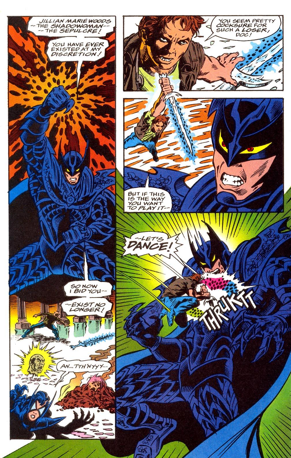 Read online Secret Defenders comic -  Issue #25 - 22