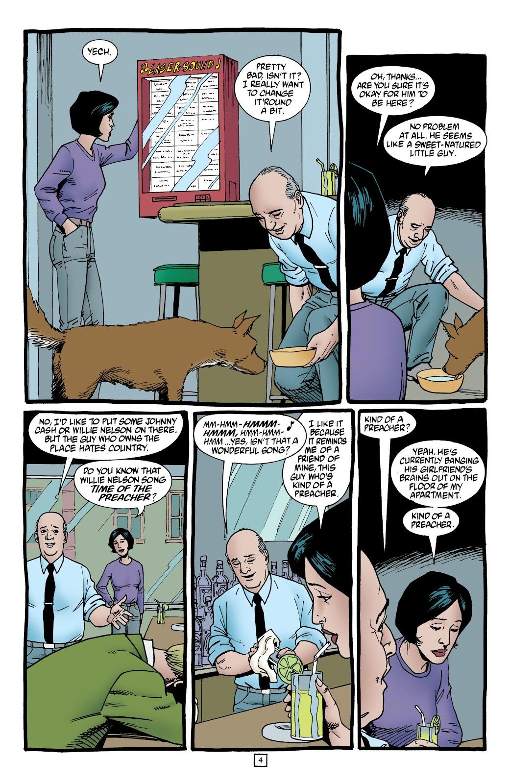 Preacher Issue #54 #63 - English 5