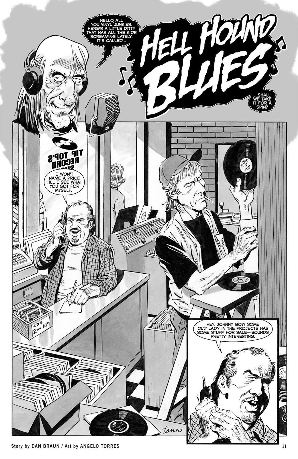 Creepy (2009) Issue #1 #1 - English 13