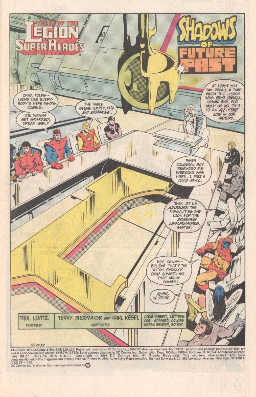 Tales of the Legion Issue #318 #5 - English 2
