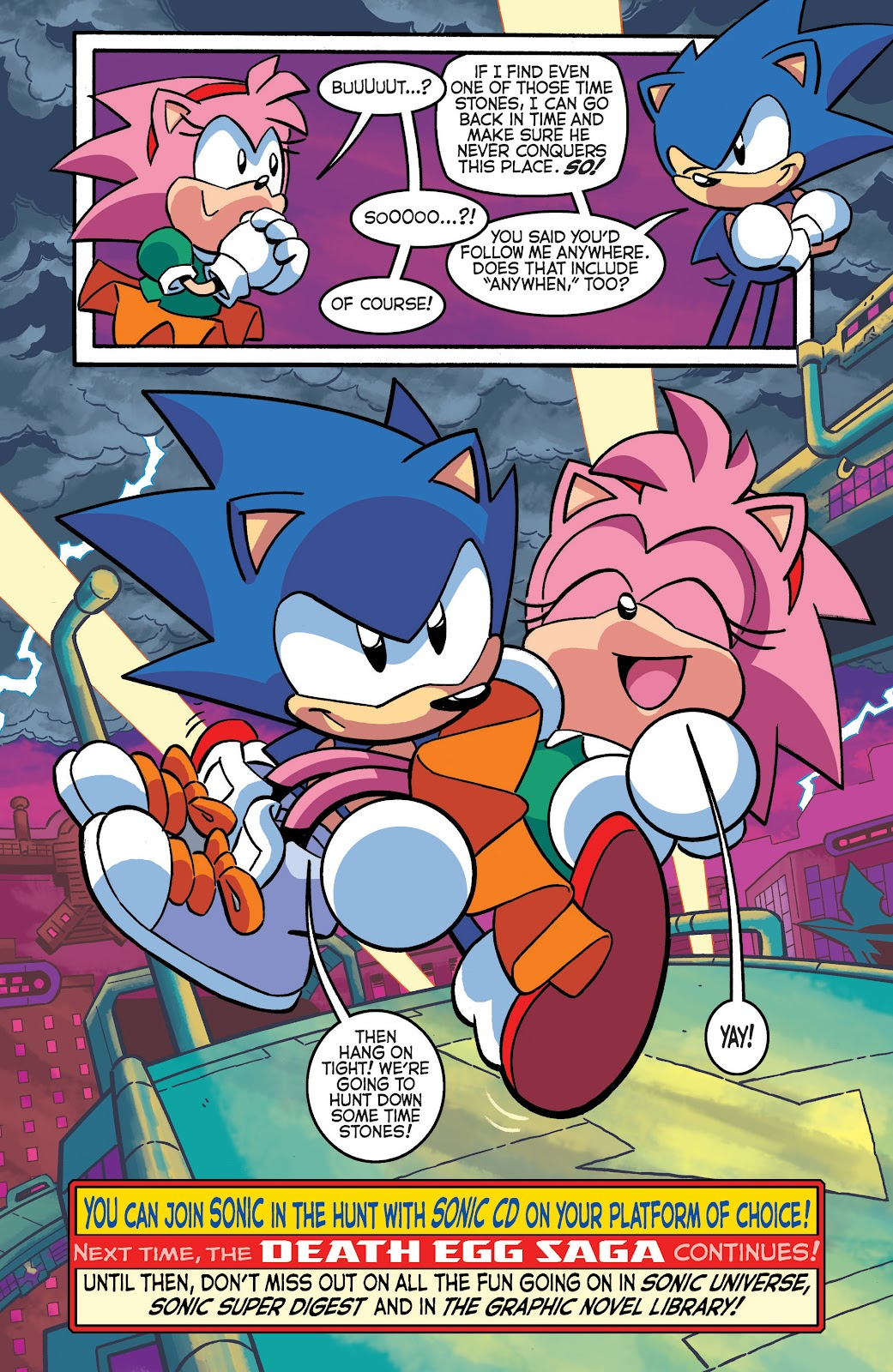 Sonic The Hedgehog (1993) Issue #290 #290 - English 21