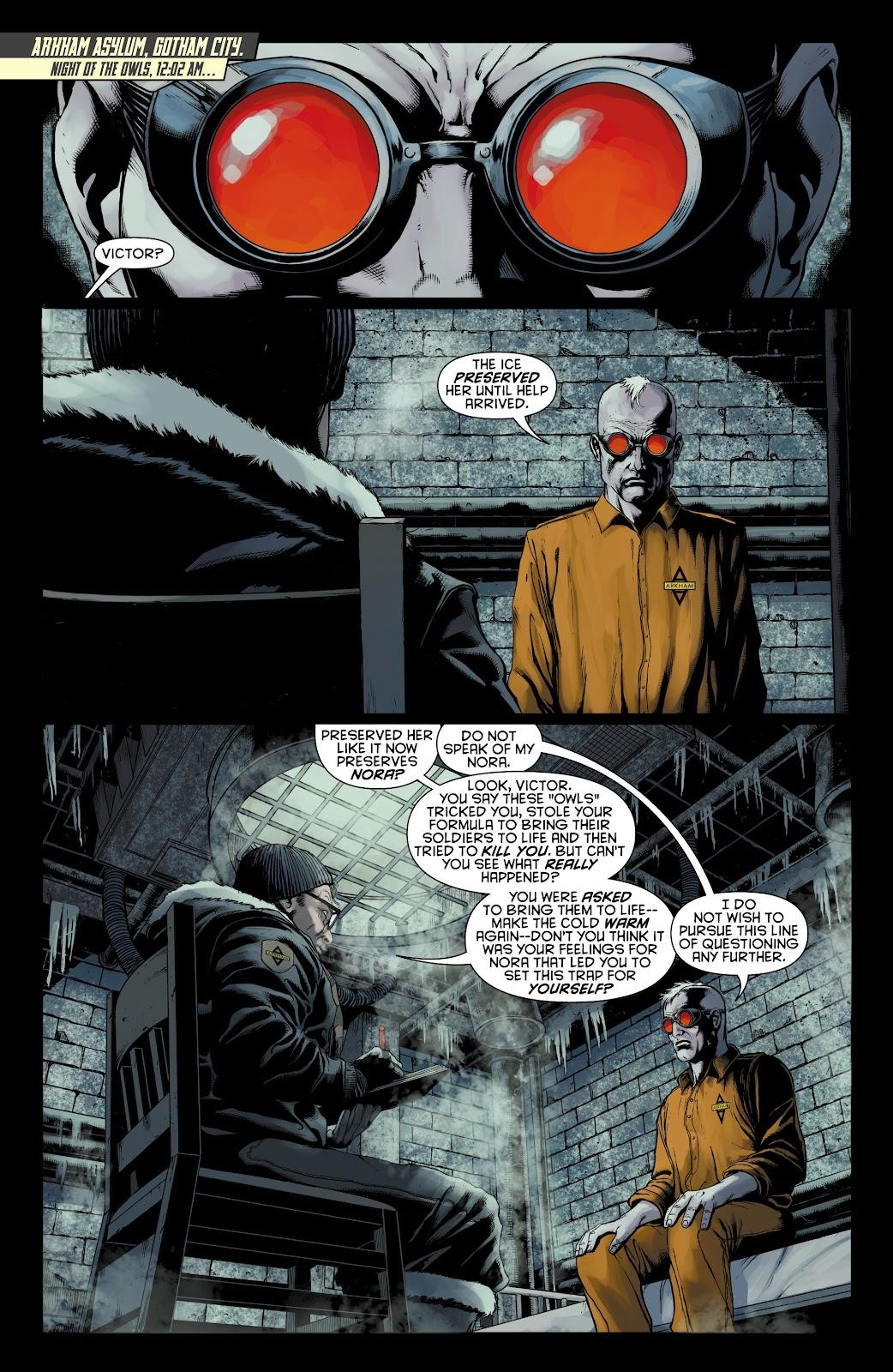 Batman (2011) Annual 1 #11 - English 5