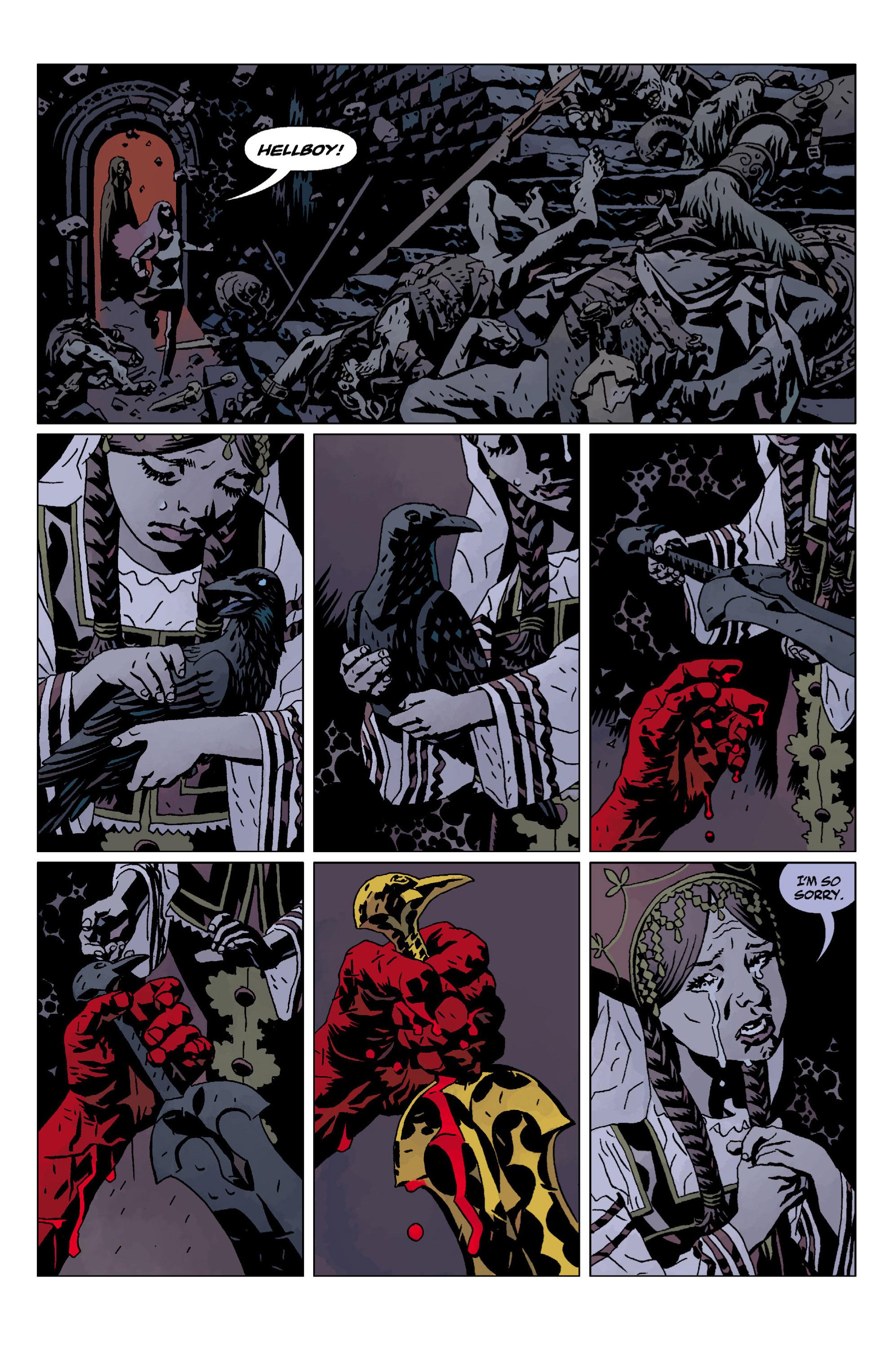 Hellboy chap 12 pic 151