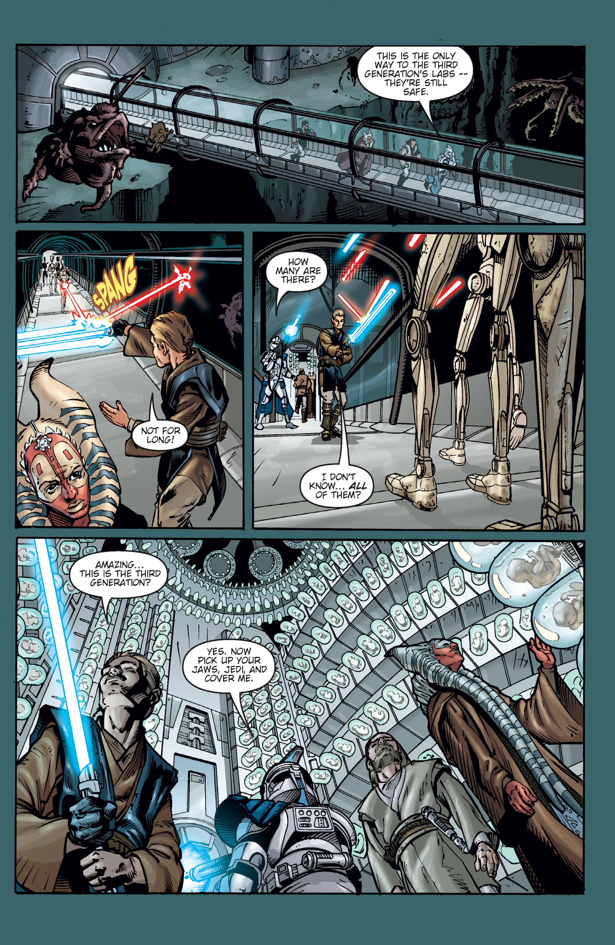Star Wars Legends Epic Collection: The Clone Wars chap 1 pic 73