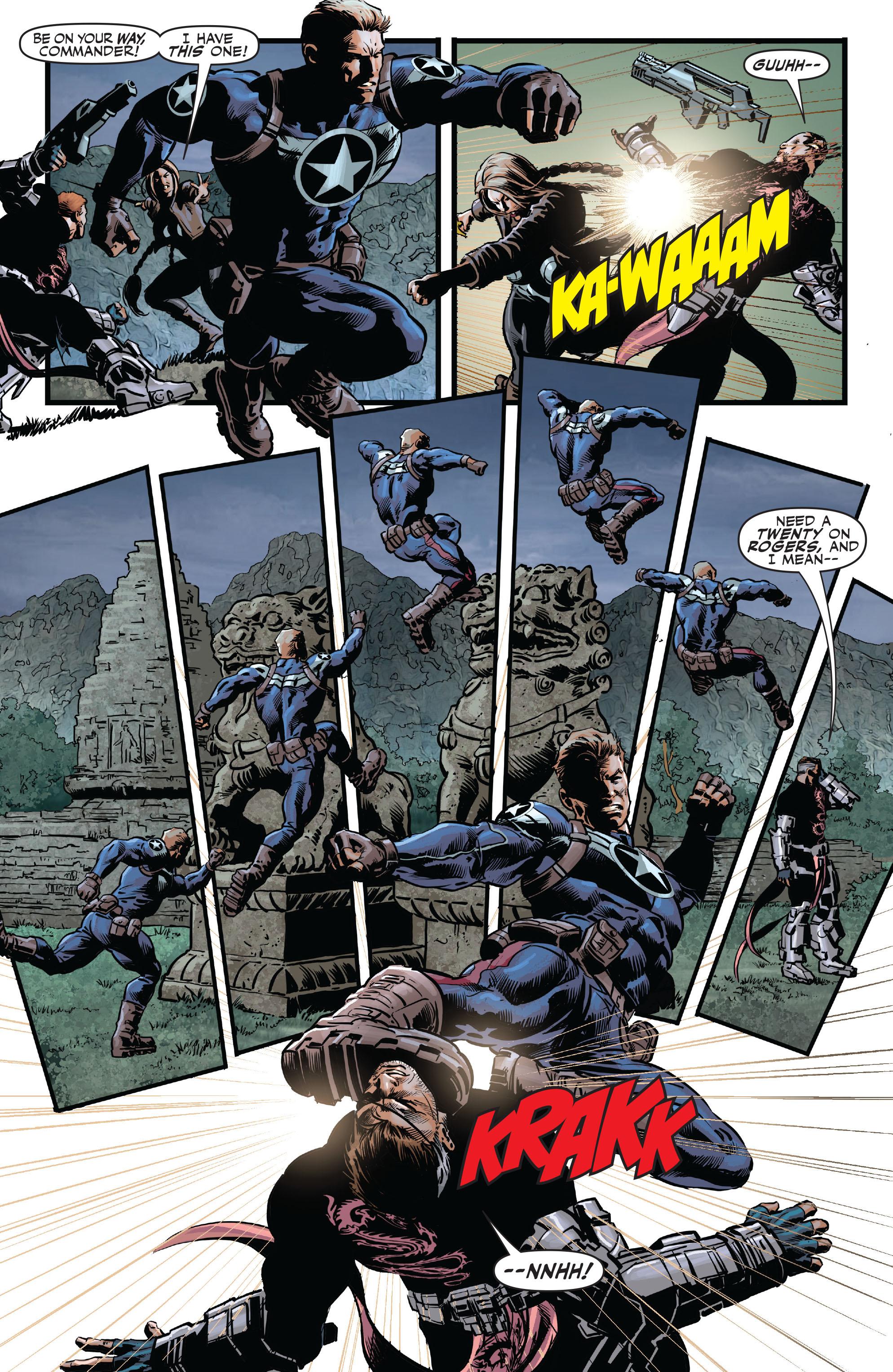 Read online Secret Avengers (2010) comic -  Issue #10 - 14