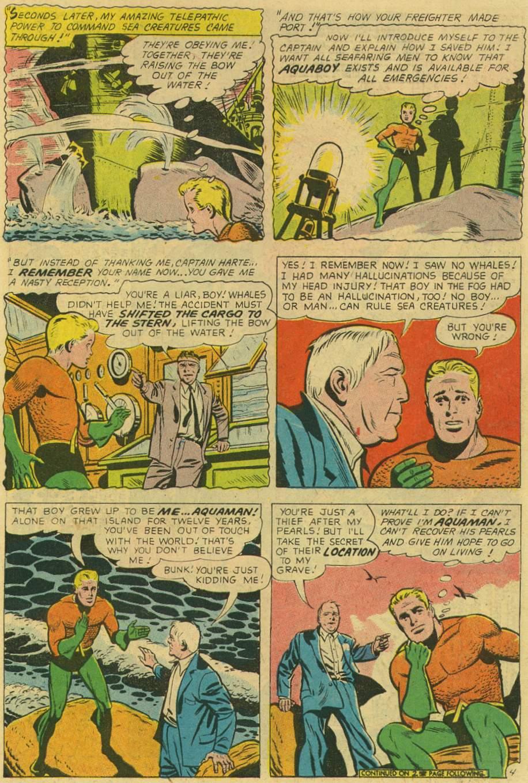Aquaman (1962) Issue #47 #47 - English 27