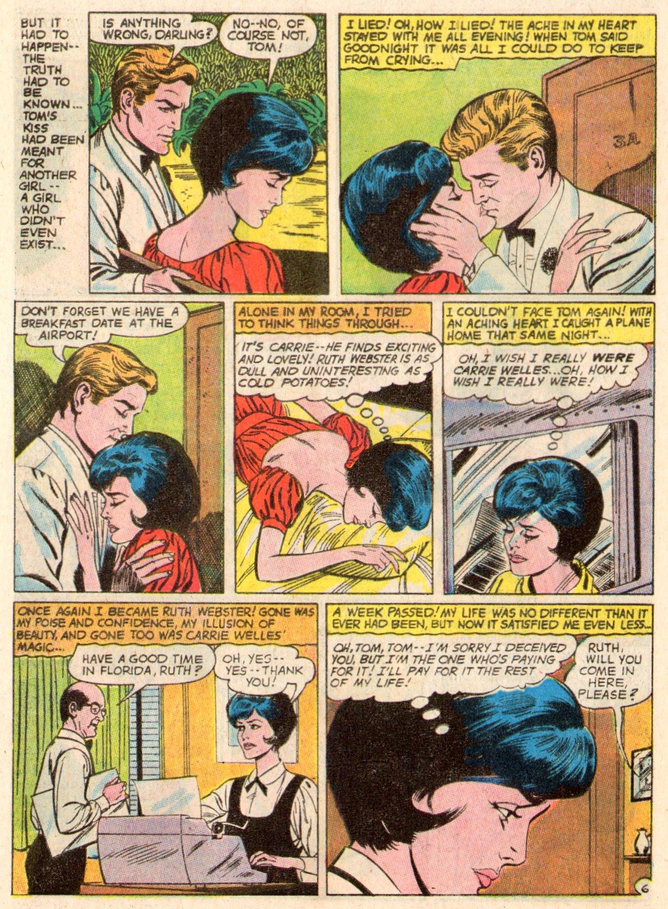 Read online Secret Hearts comic -  Issue #117 - 8