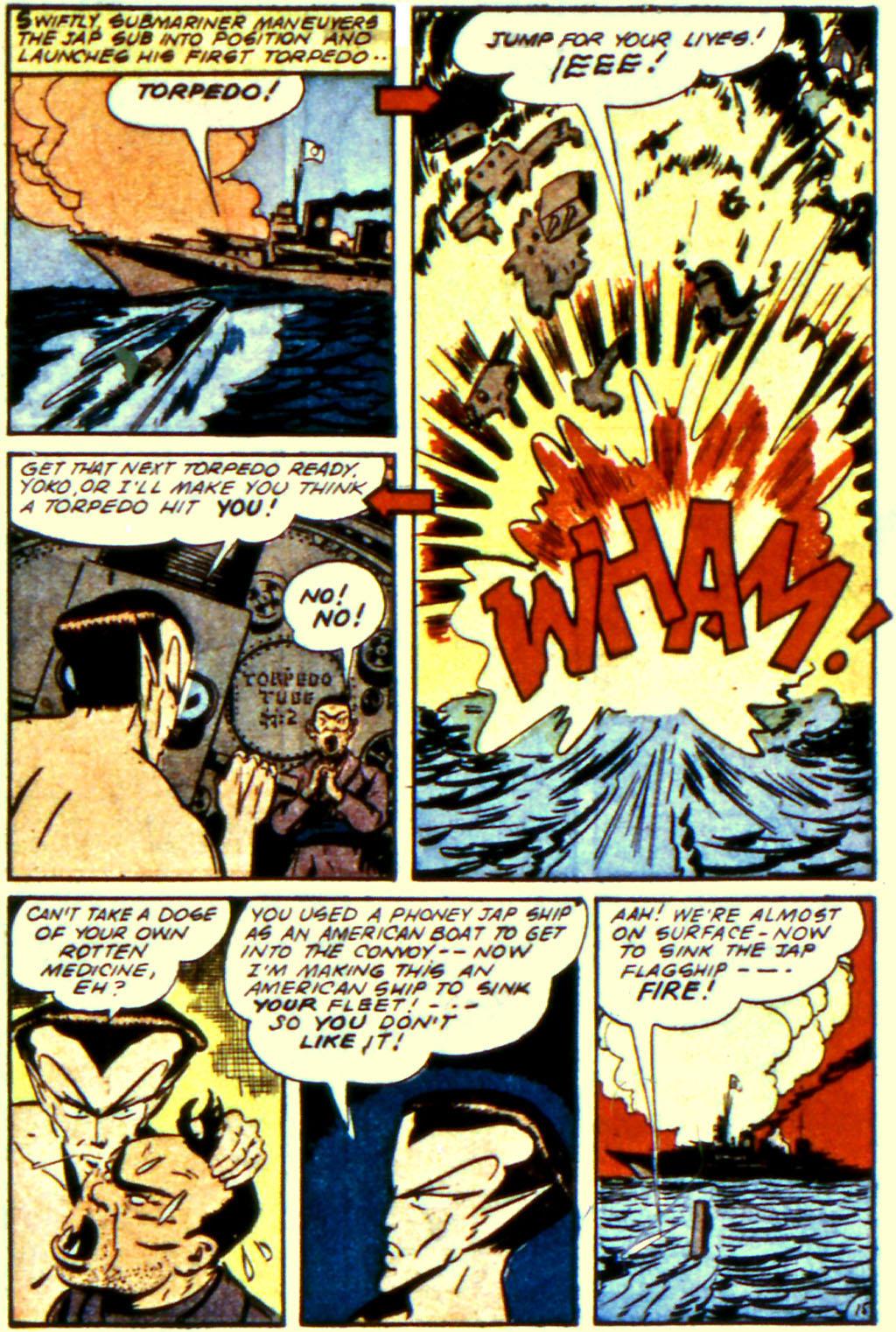 Sub-Mariner Comics Issue #11 #11 - English 17
