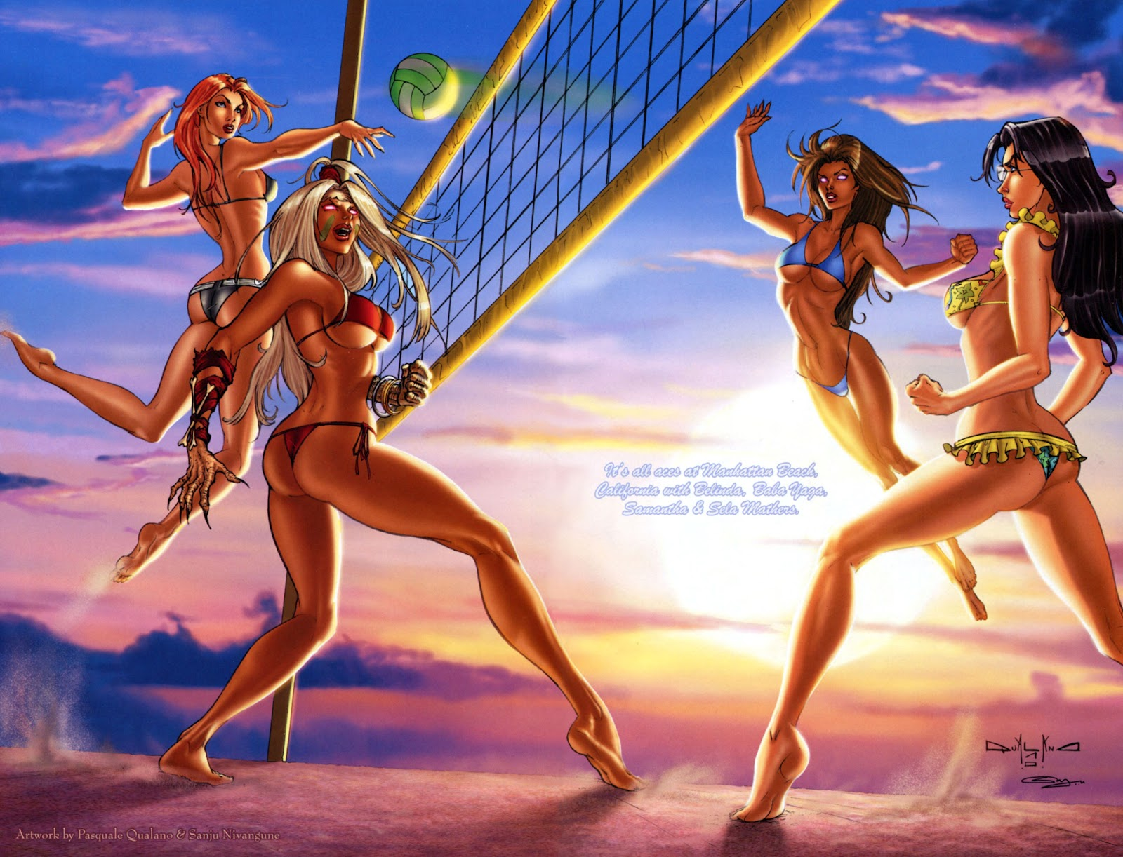 Grimm Fairy Tales: Swimsuit Edition Full #1 - English 12