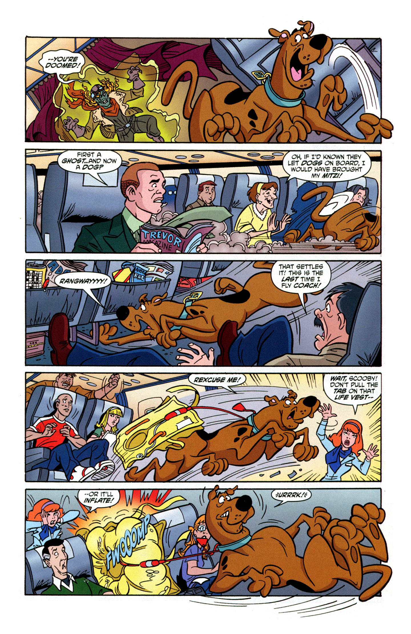 Read online Scooby-Doo: Where Are You? comic -  Issue #18 - 13