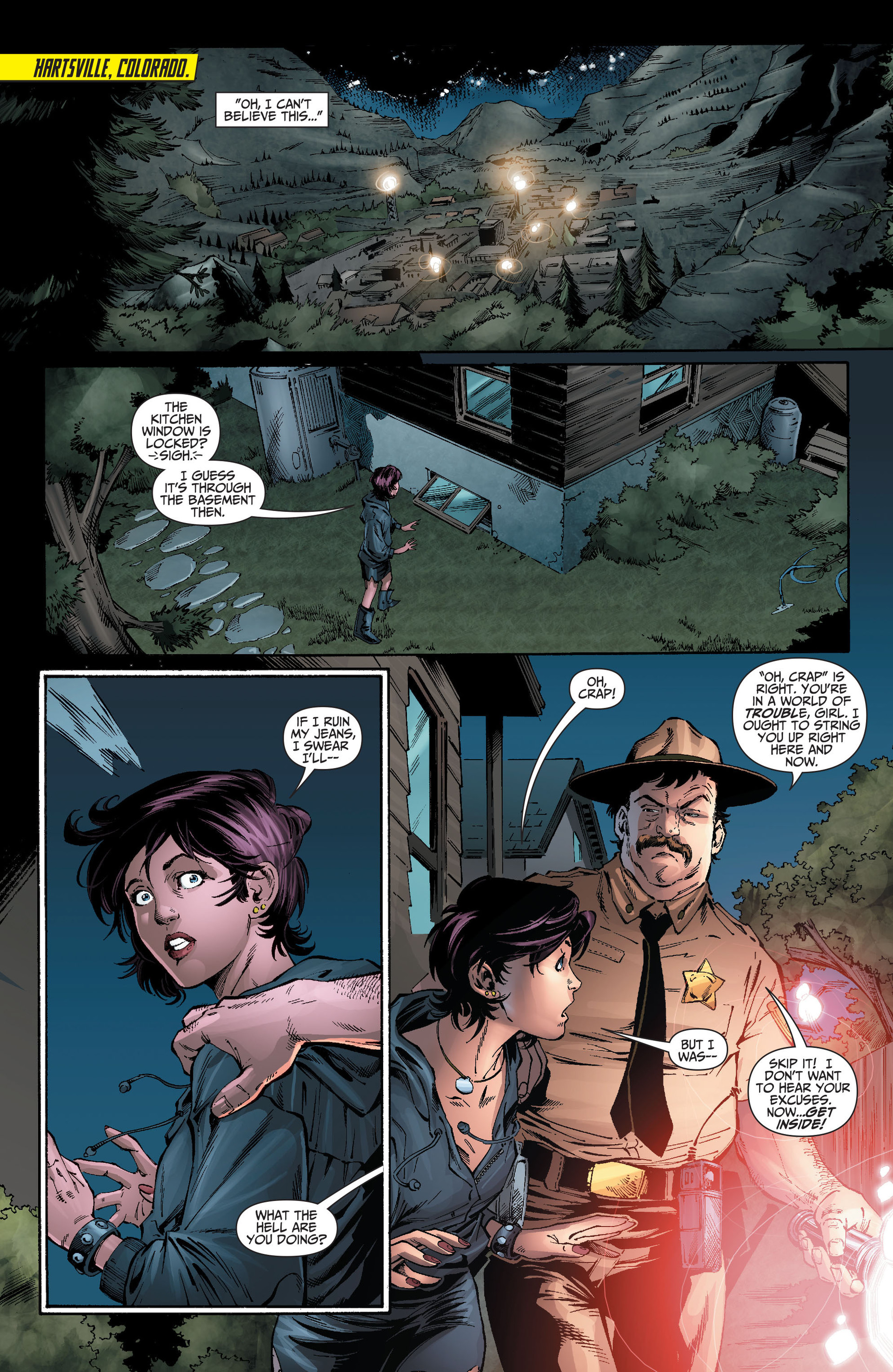 Read online The Ravagers comic -  Issue #8 - 2