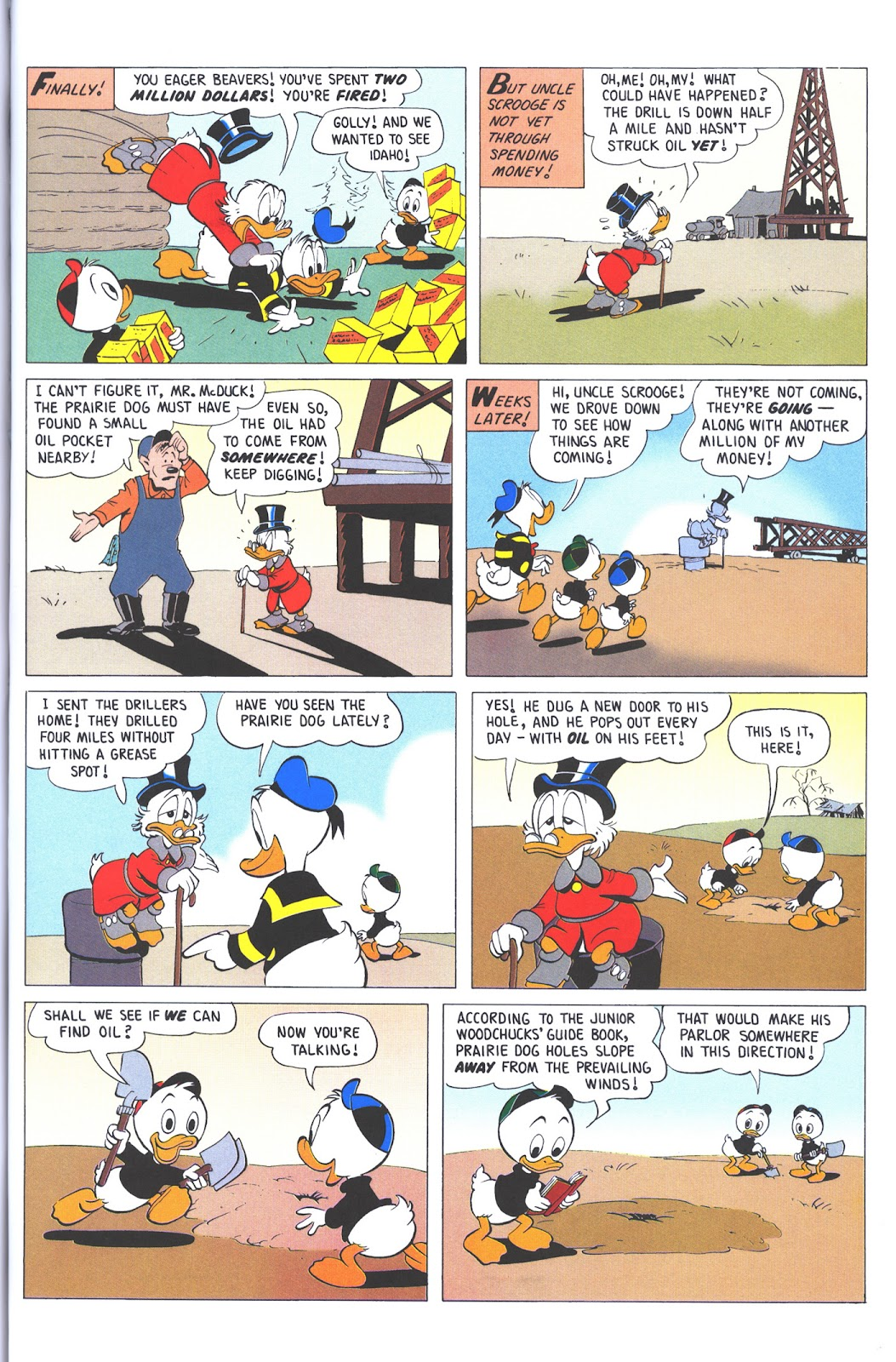 Uncle Scrooge (1953) Issue #369 #369 - English 65
