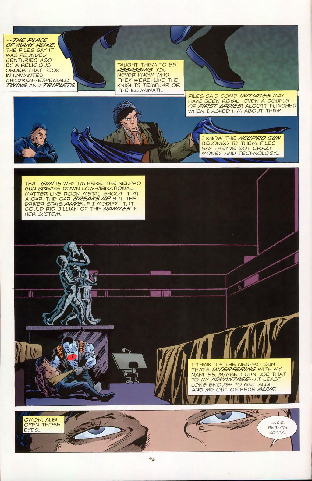 Read online Bloodshot (1993) comic -  Issue #49 - 8
