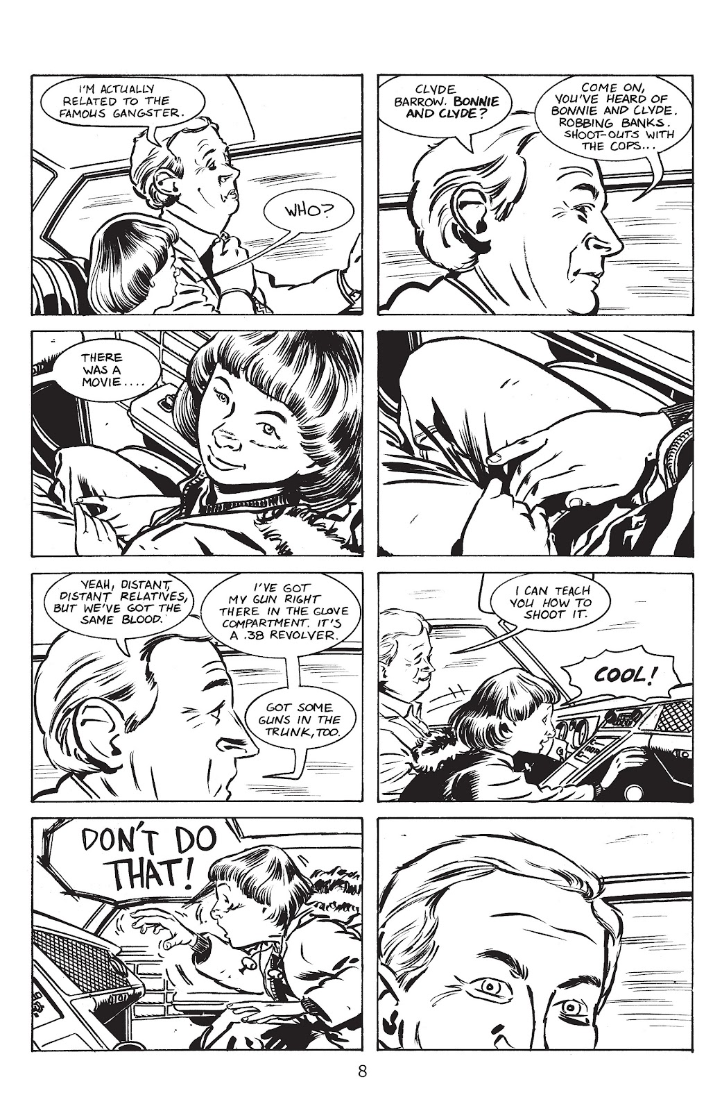 Stray Bullets Issue #4 #4 - English 10