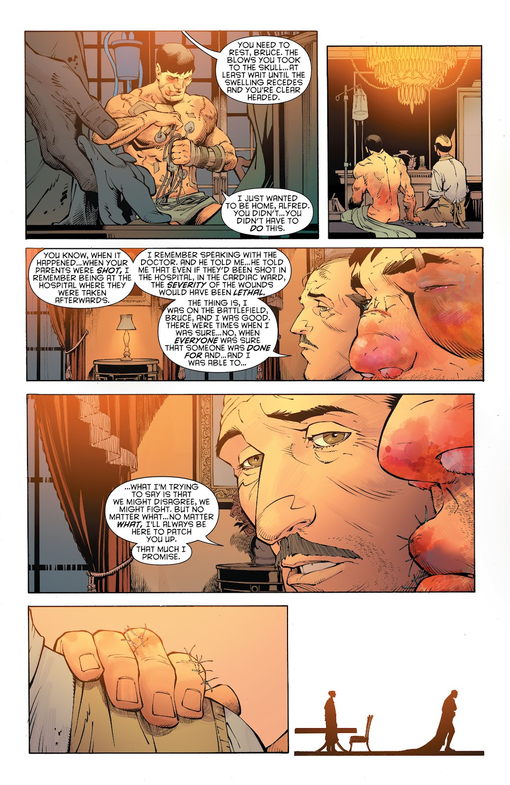 Batman (2011) Issue #23 #38 - English 16
