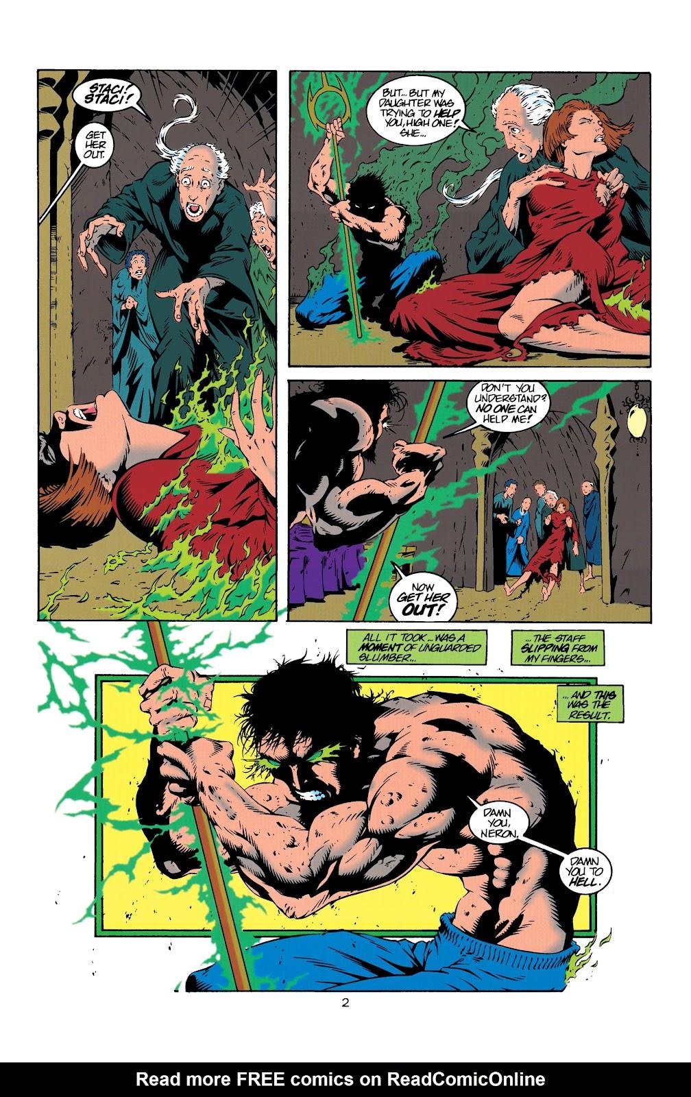 Aquaman (1994) Issue #19 #25 - English 3