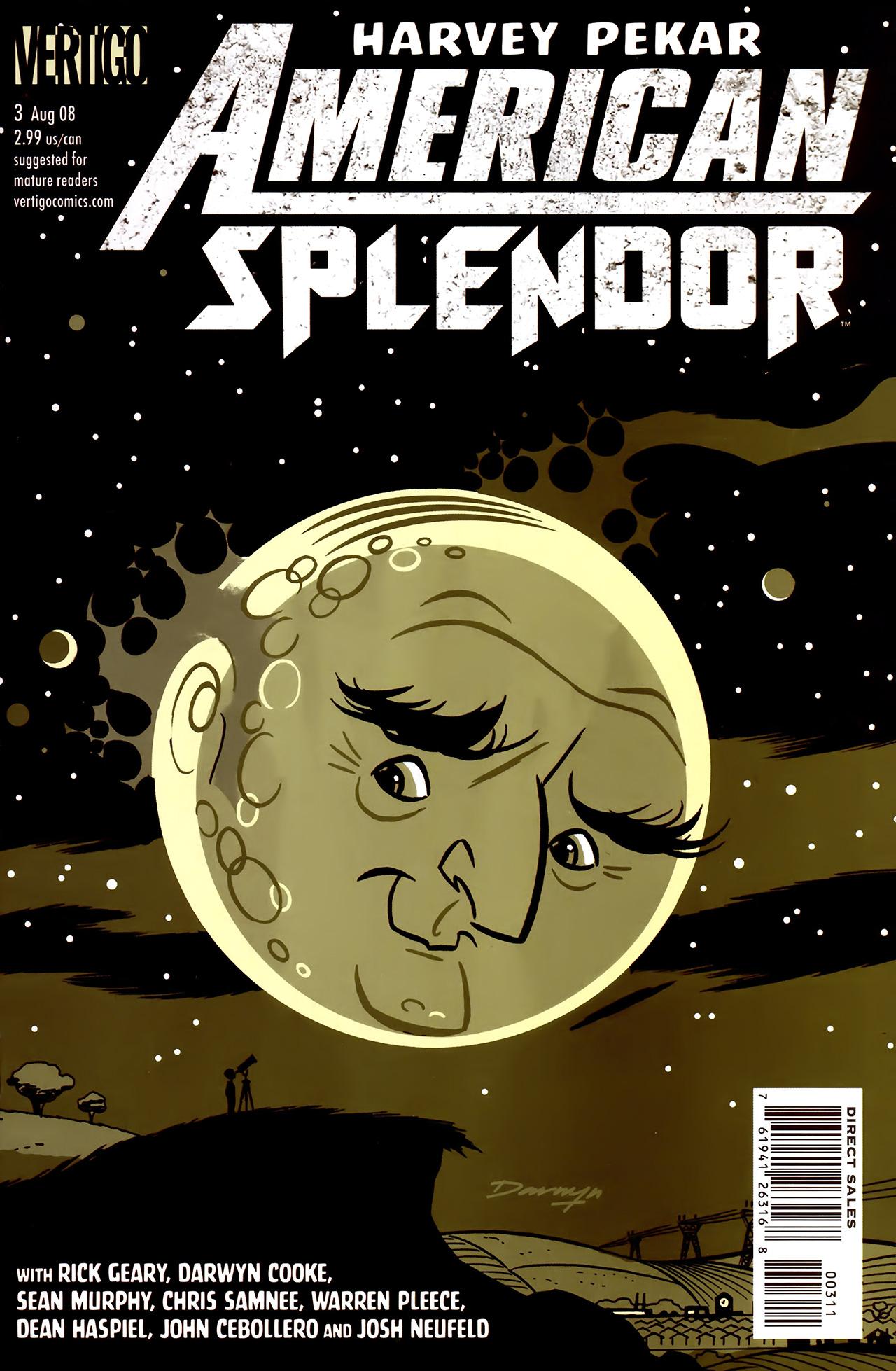 American Splendor (2008) 3 Page 1