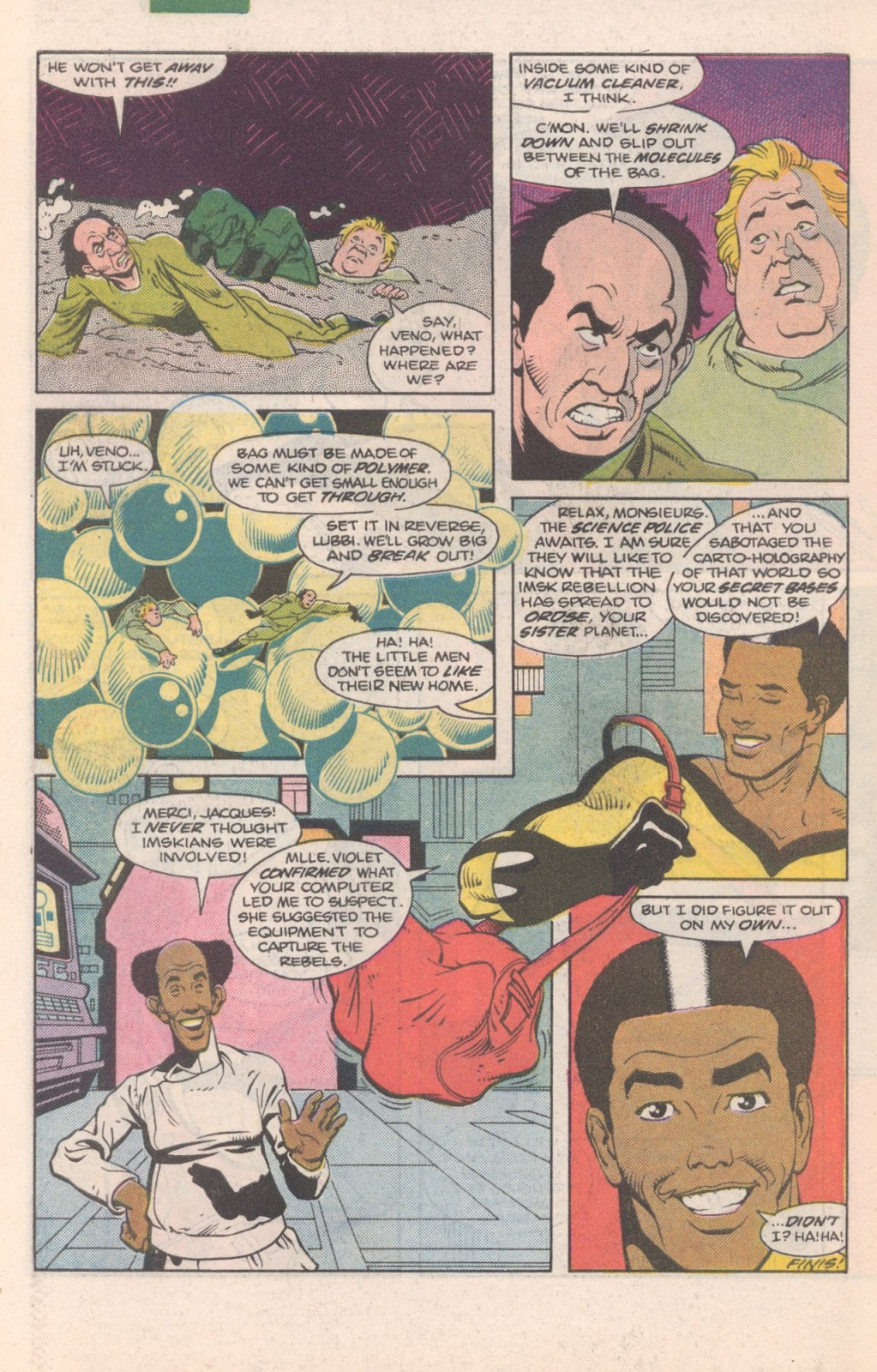 Tales of the Legion Issue #324 #11 - English 27