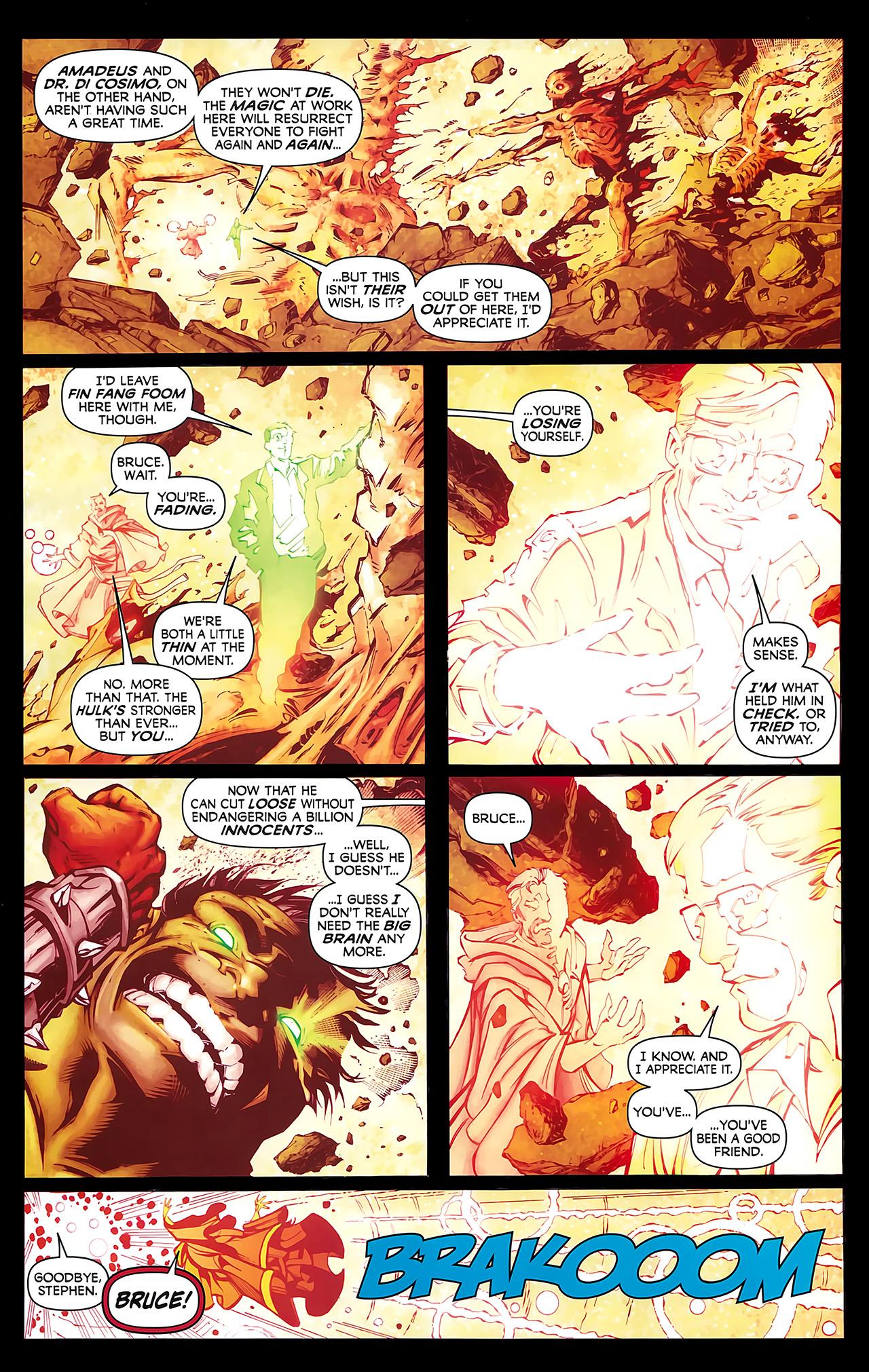Incredible Hulks (2010) #635 #26 - English 8