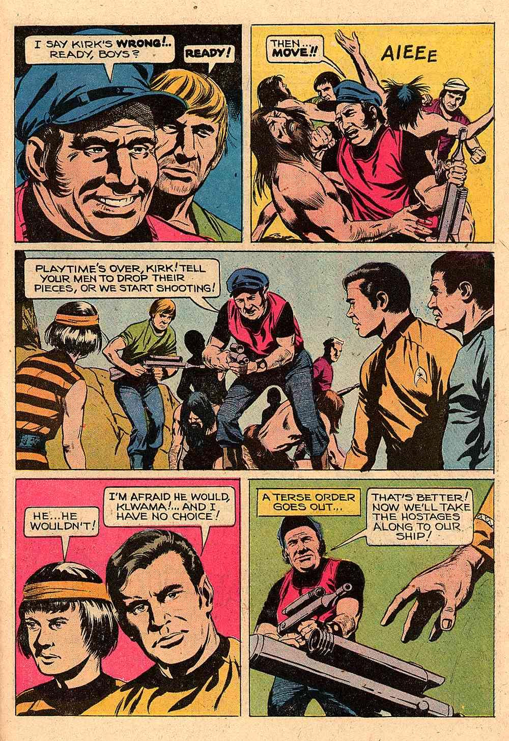 Star Trek (1967) #52 #52 - English 22