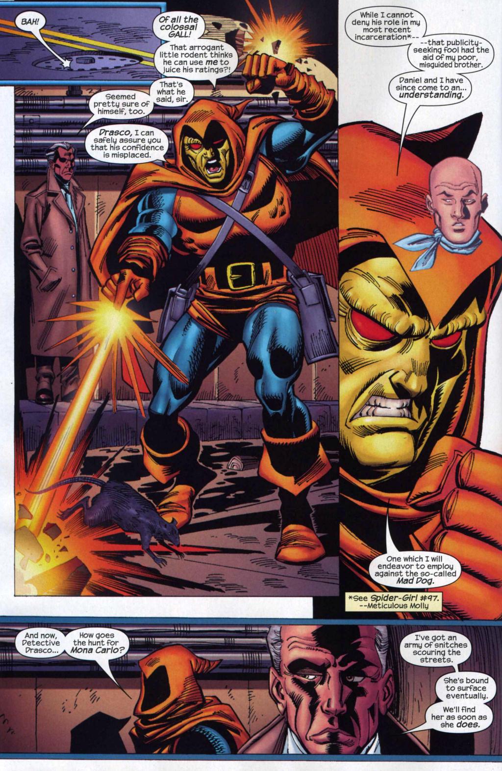 Amazing Spider-Girl Issue #4 #5 - English 9