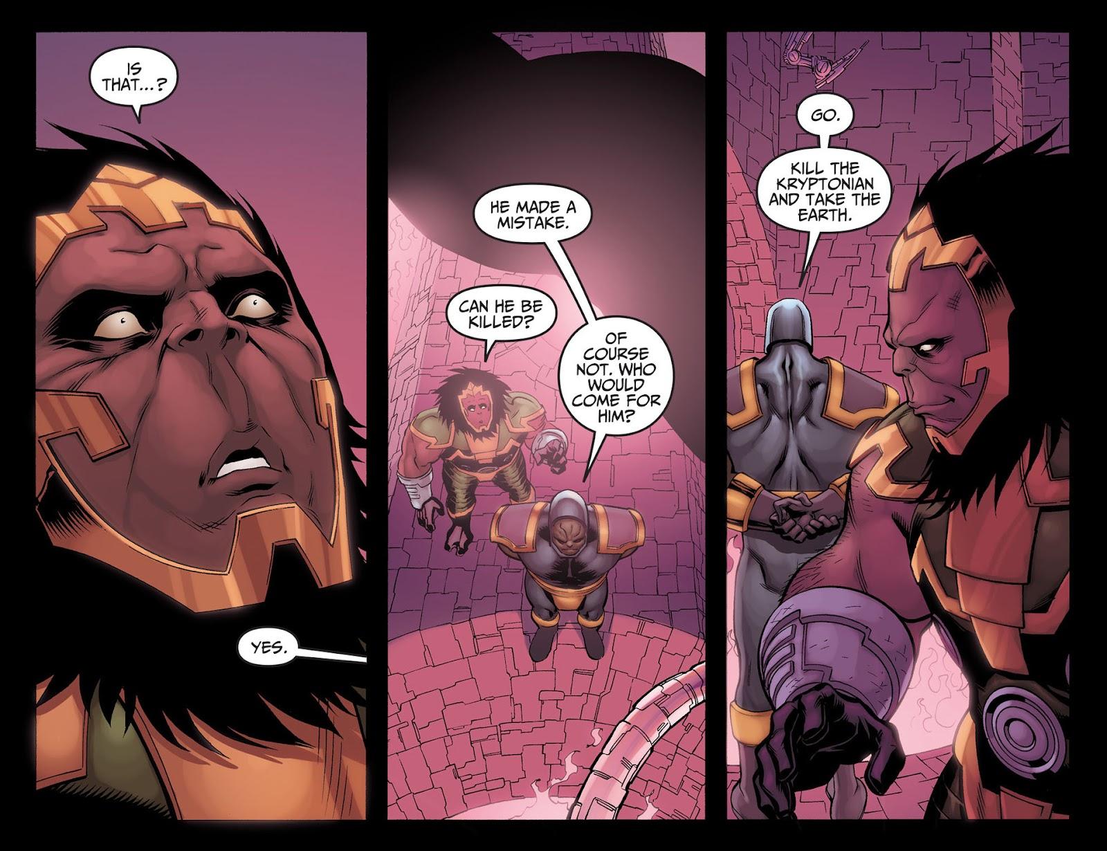 Injustice: Gods Among Us [I] Issue #22 #23 - English 13