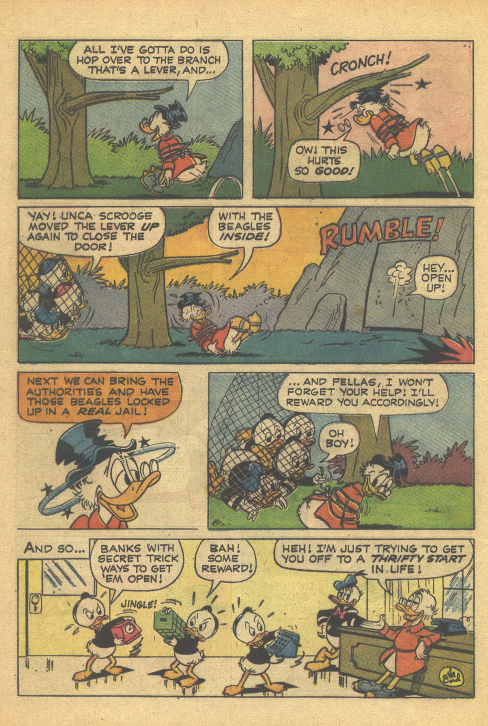 Uncle Scrooge (1953) Issue #77 #77 - English 15