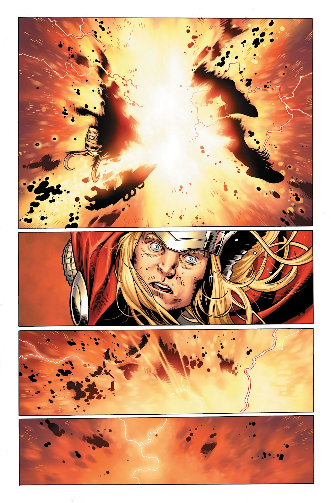 Siege (2010) Issue #4 #4 - English 10