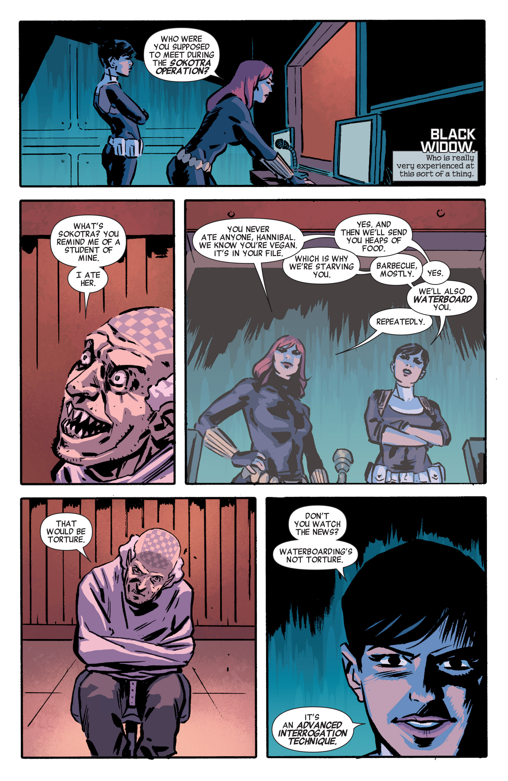 Read online Secret Avengers (2014) comic -  Issue #5 - 10