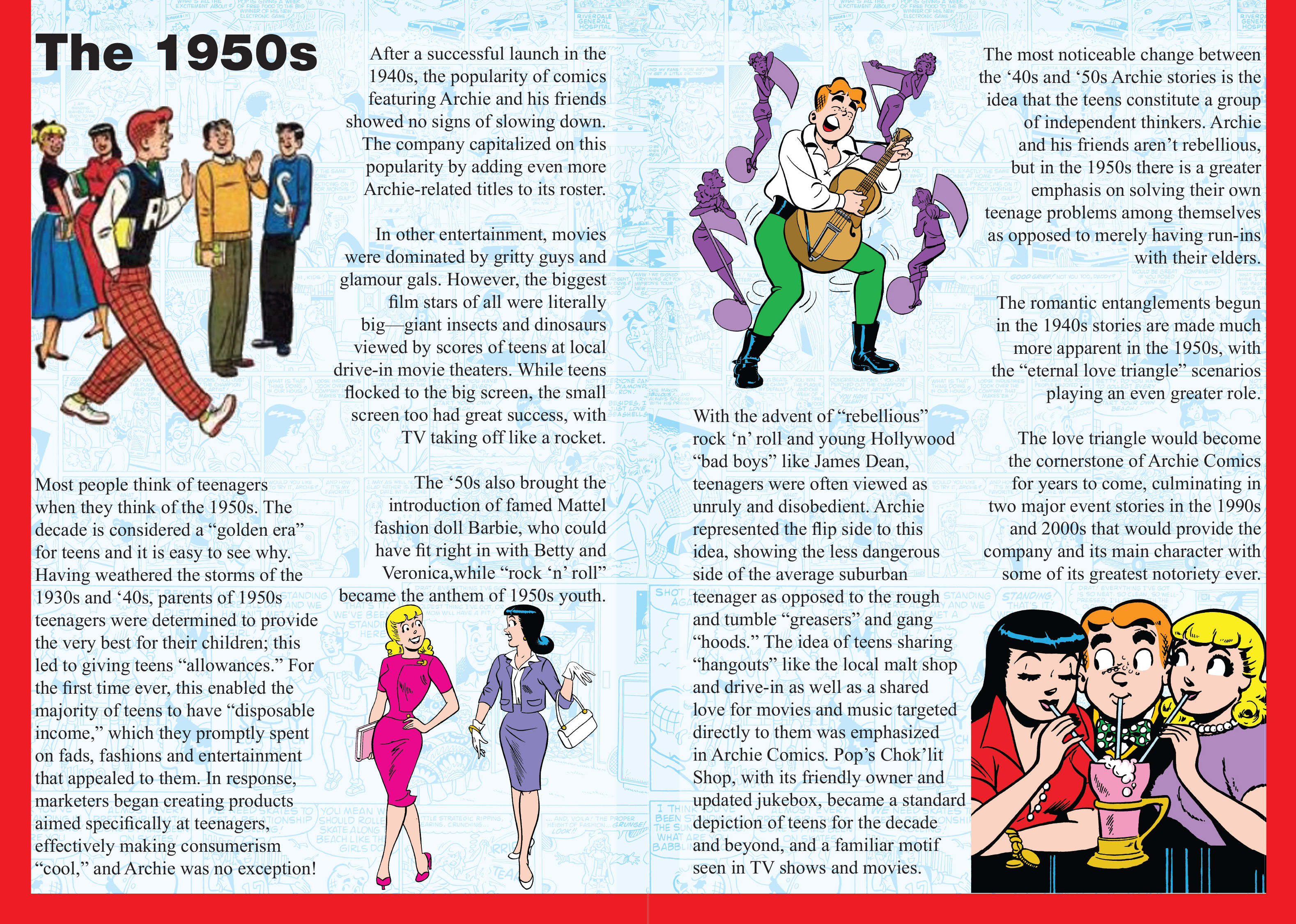 Read online The Best of Archie Comics comic -  Issue # TPB 1 (Part 1) - 55