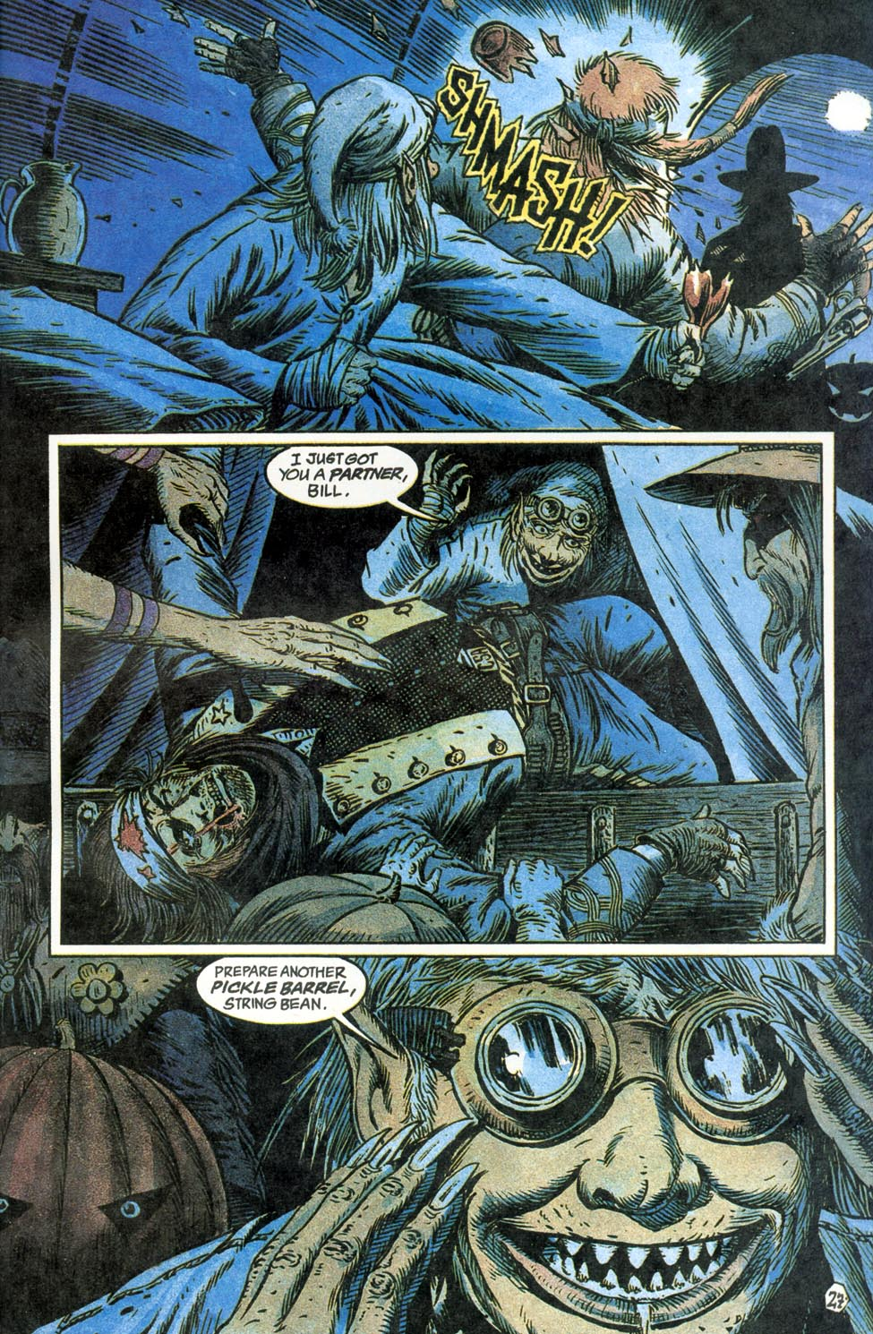 Jonah Hex: Two-Gun Mojo Issue #3 #3 - English 29