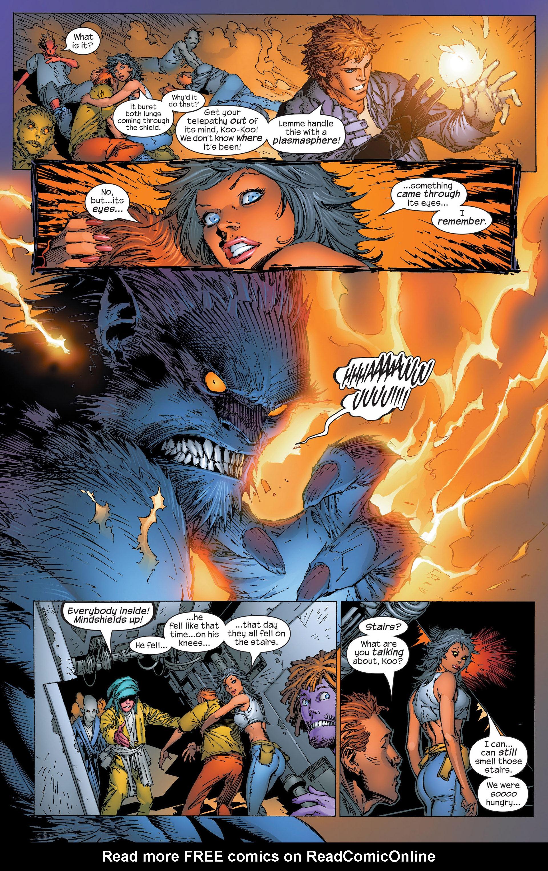 Read online New X-Men (2001) comic -  Issue #153 - 9