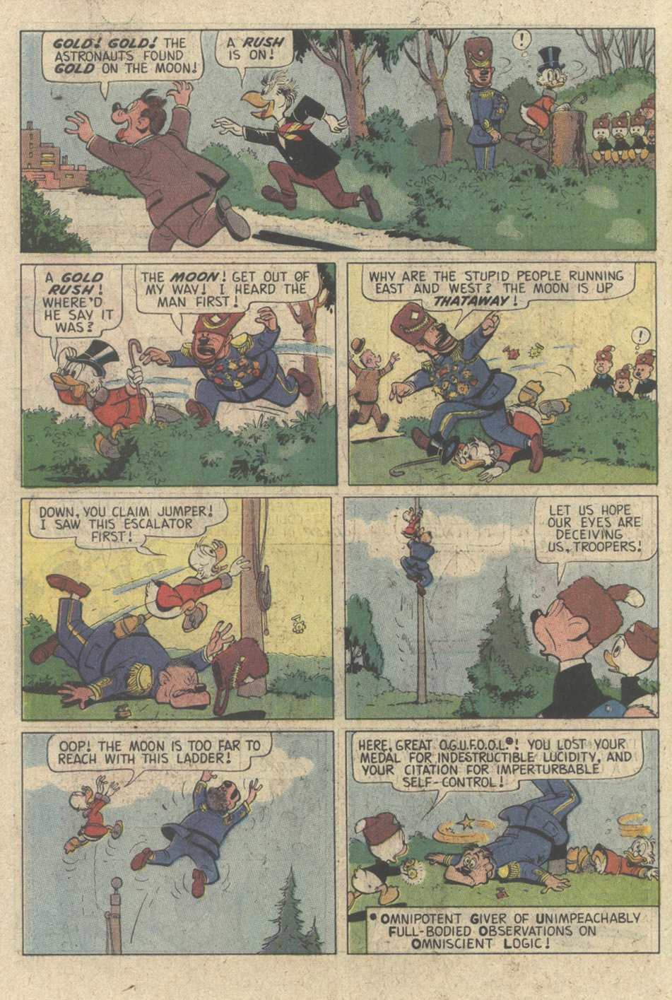 Uncle Scrooge (1953) Issue #242 #242 - English 50