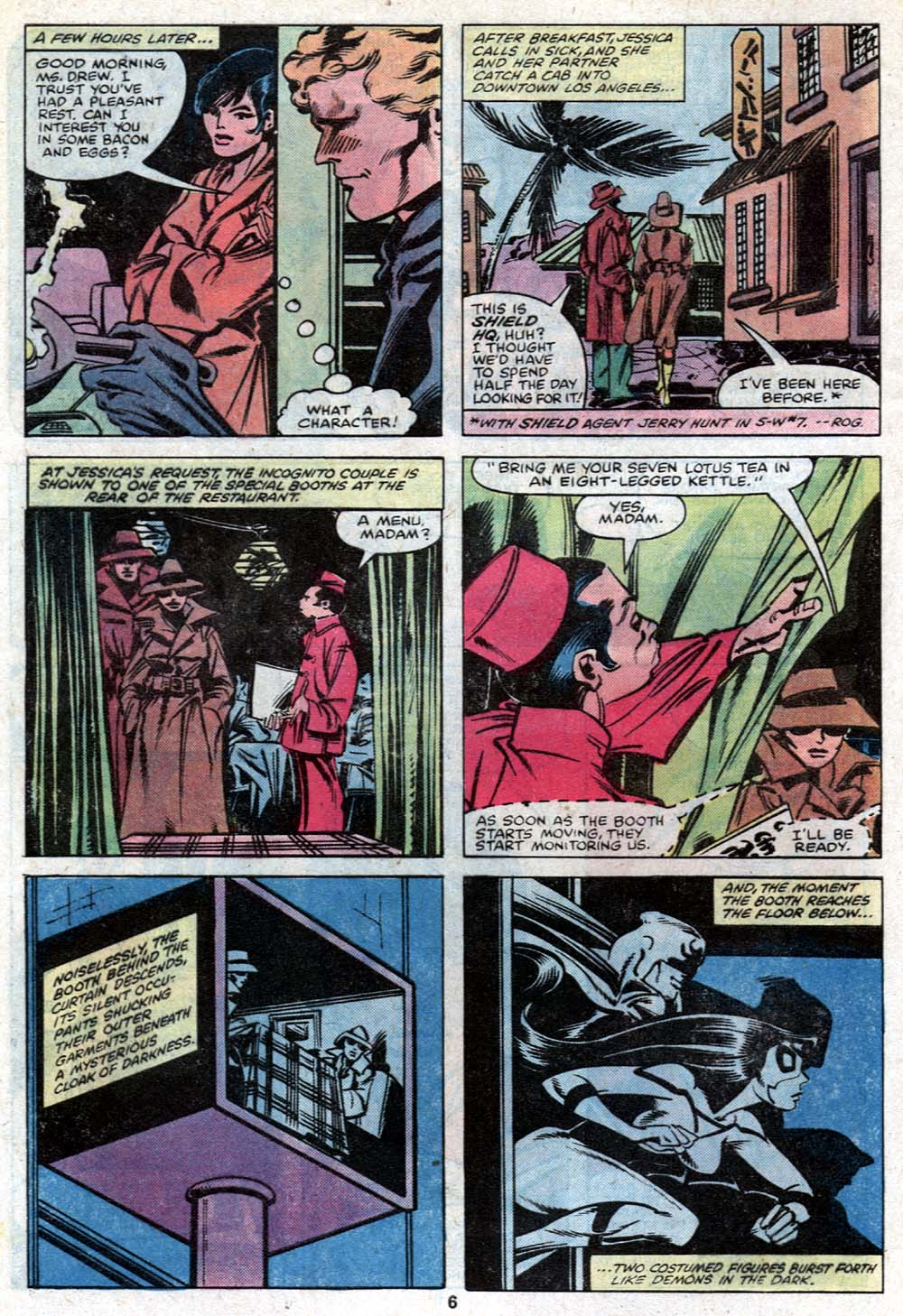 Spider-Woman (1978) Issue #15 #15 - English 6