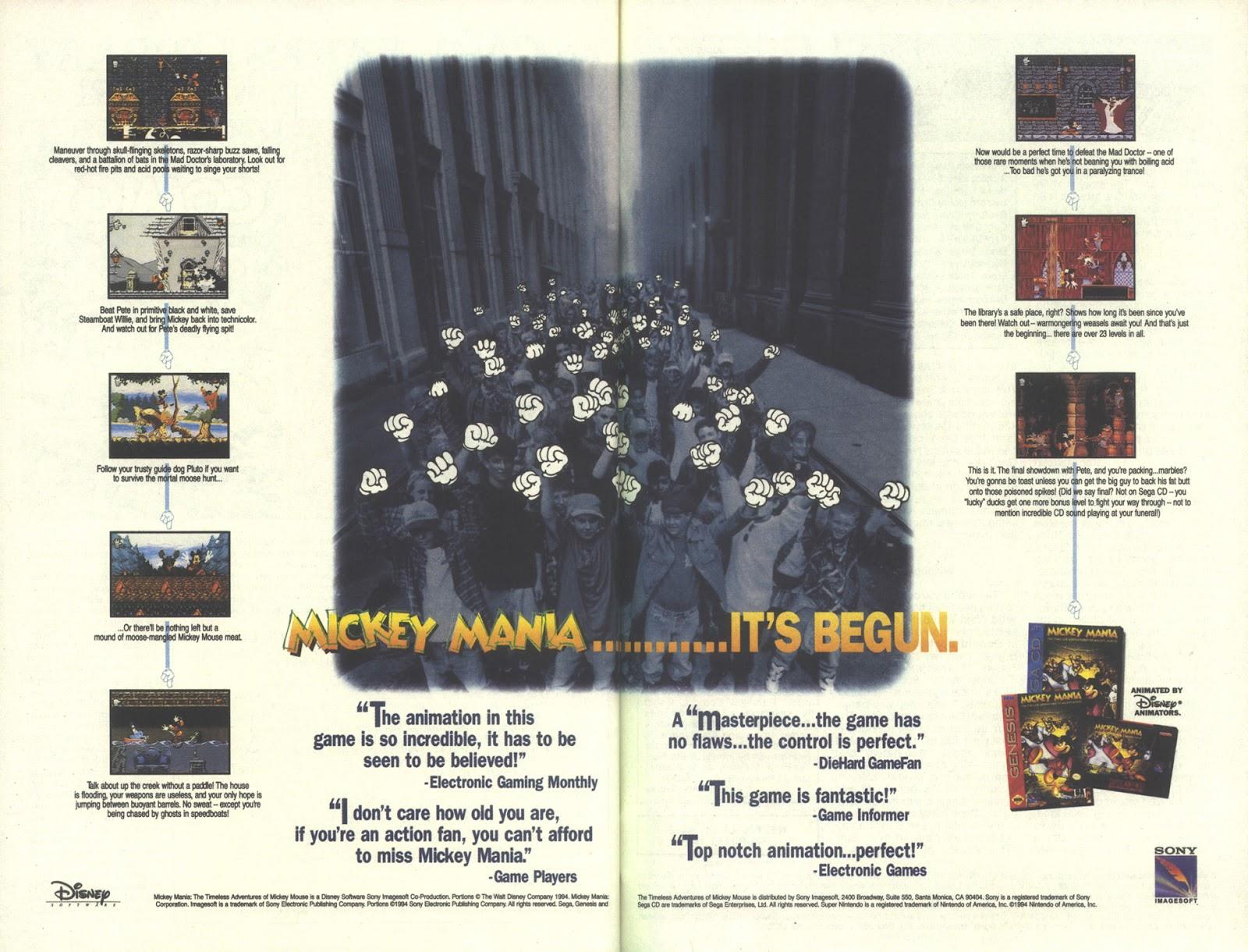 Walt Disney's Donald Duck Adventures (1987) Issue #30 #30 - English 64