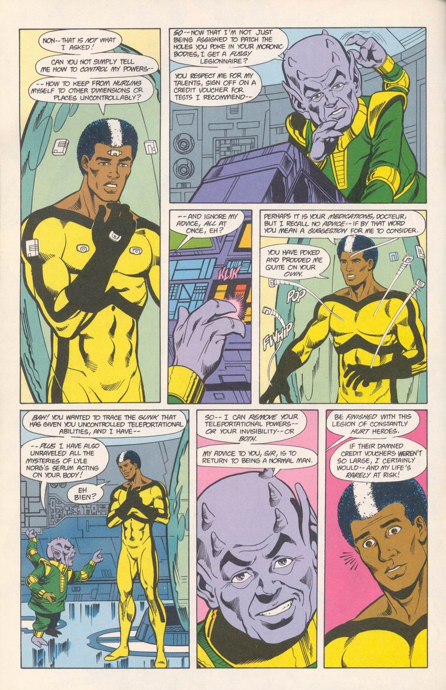 Tales of the Legion Issue #344 #31 - English 22