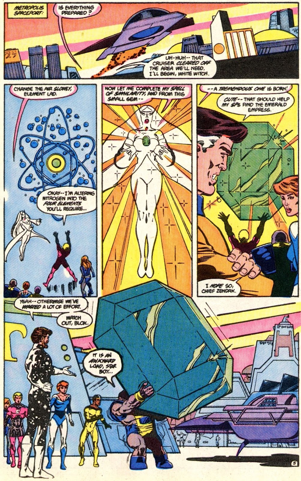 Tales of the Legion Issue #350 #37 - English 6